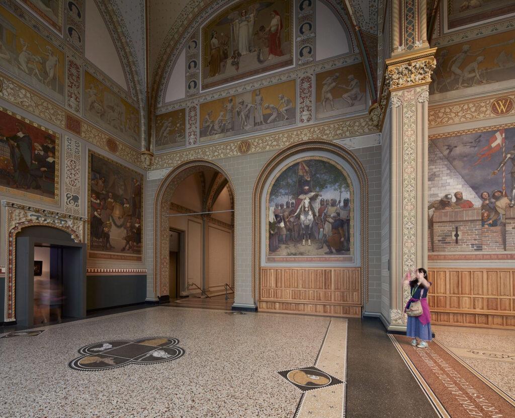 Great Hall. Photo: Erik Smits