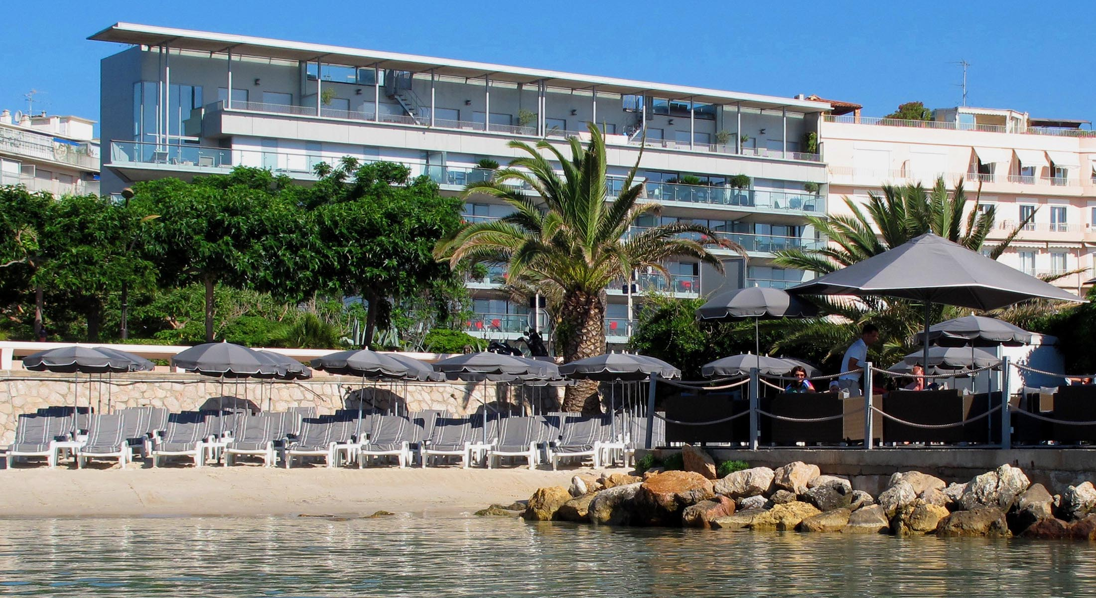 A luxury weekend break on the fabulous french riviera for Hotel week end