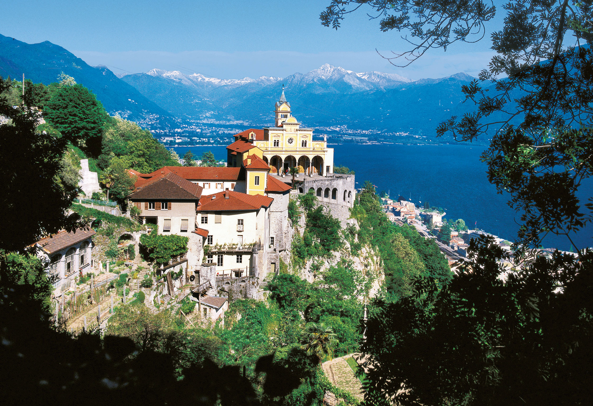 Ticino's Lesser-Known Lake Towns Take The Crown