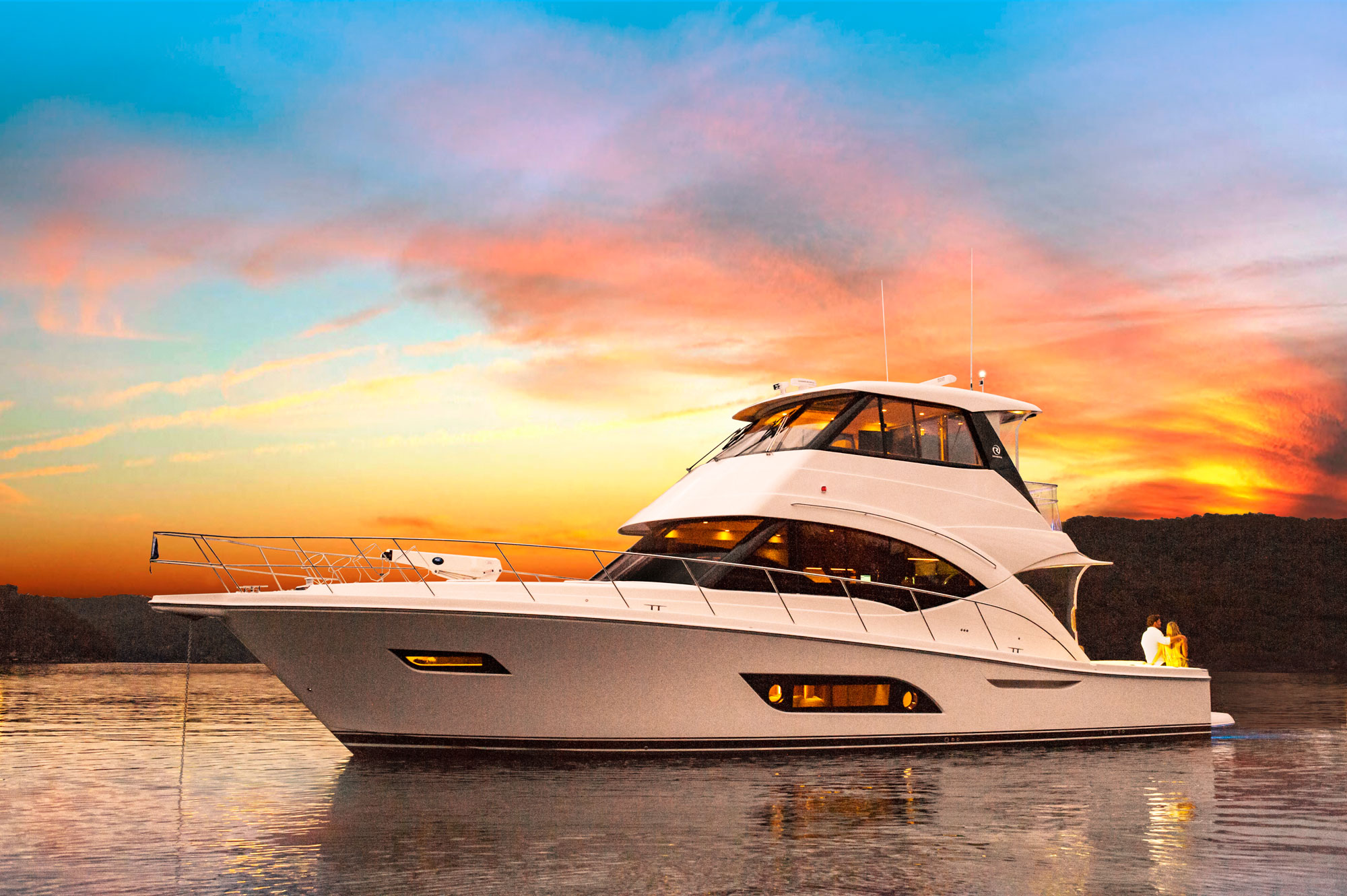 Riviera 575 model
