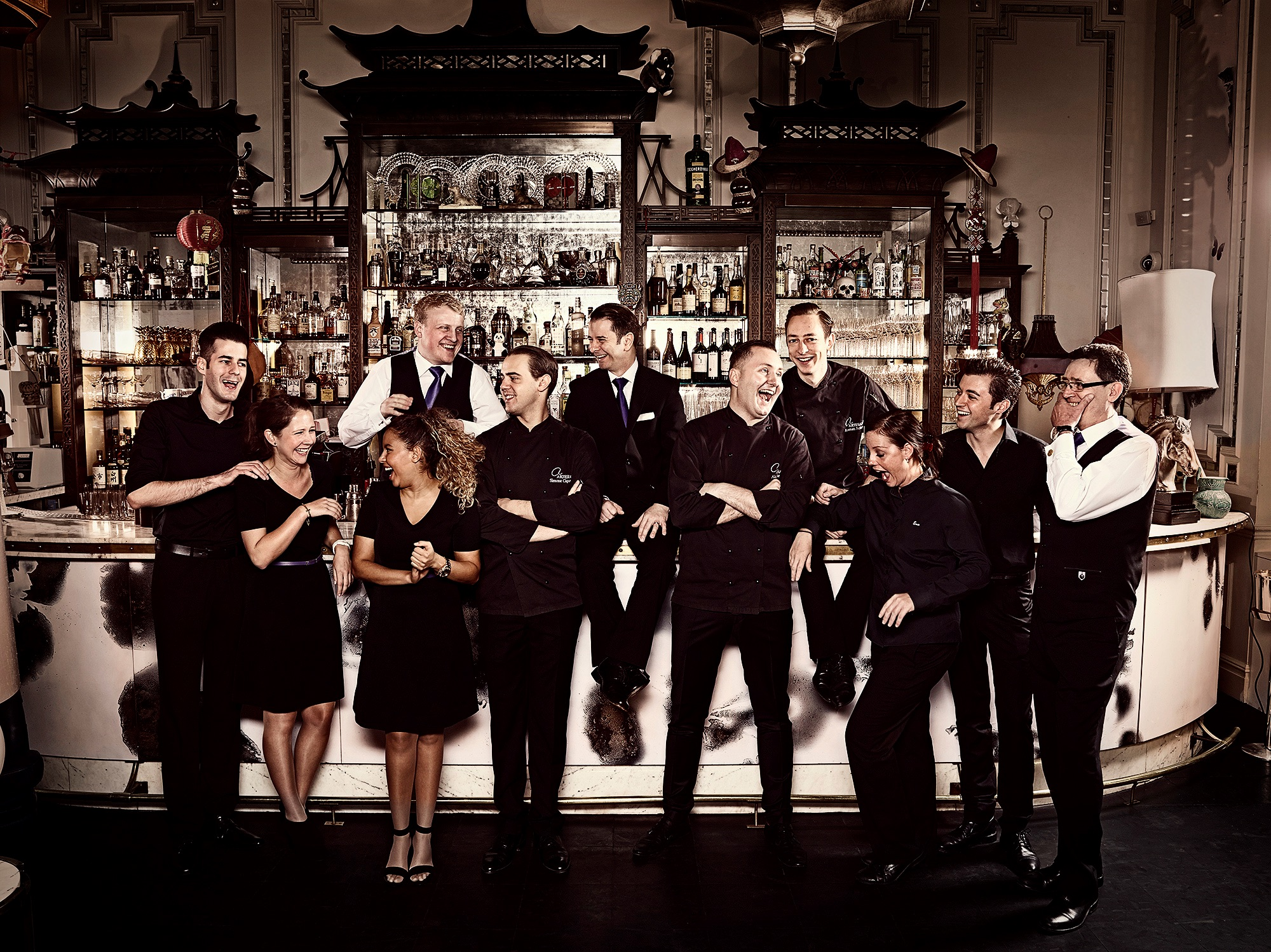 The Artesian Team - (London) - Ketel One Best Bar in Europe & the World