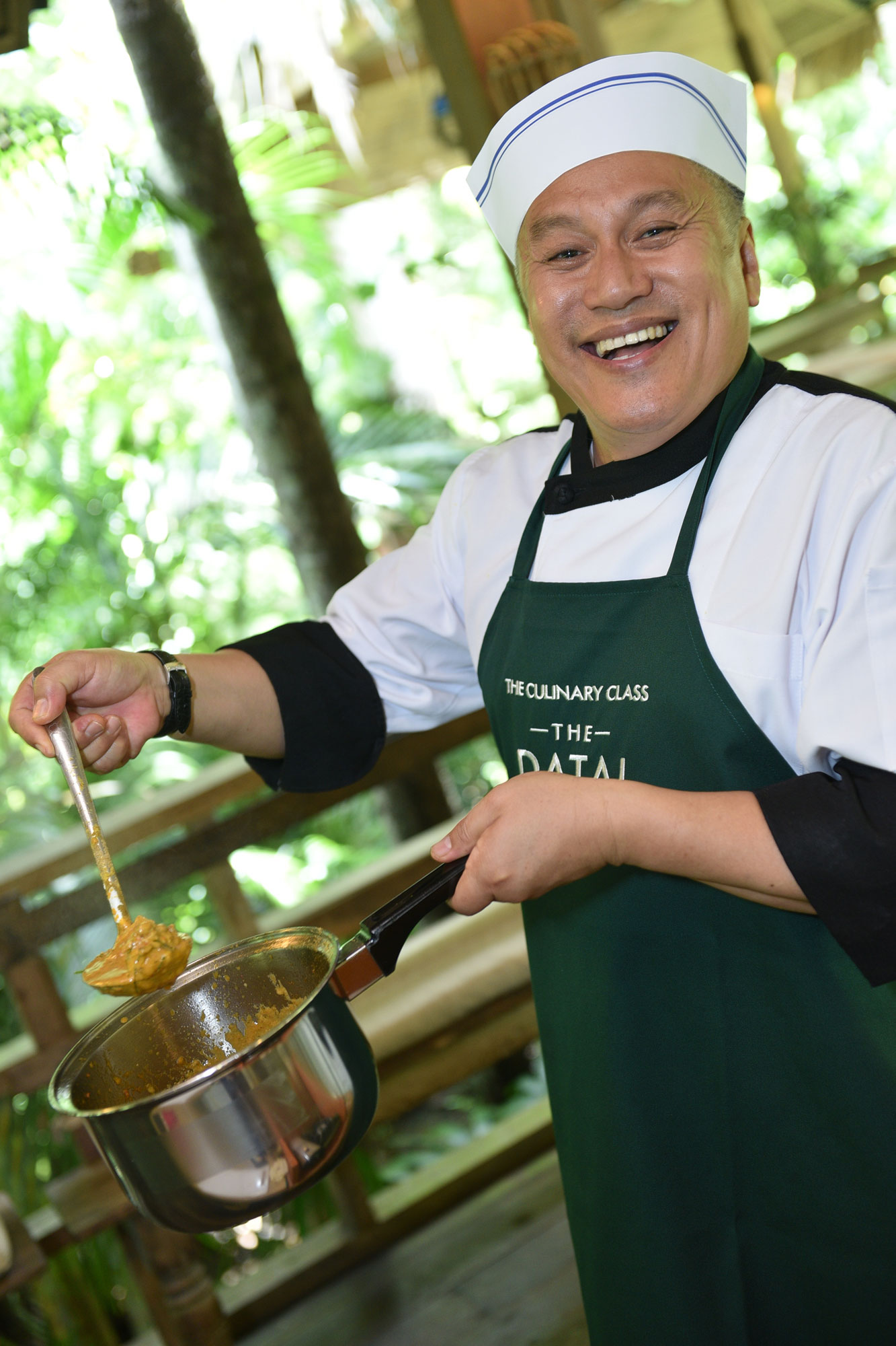 Chef Wan's A Royal Feast held at The Gulai House