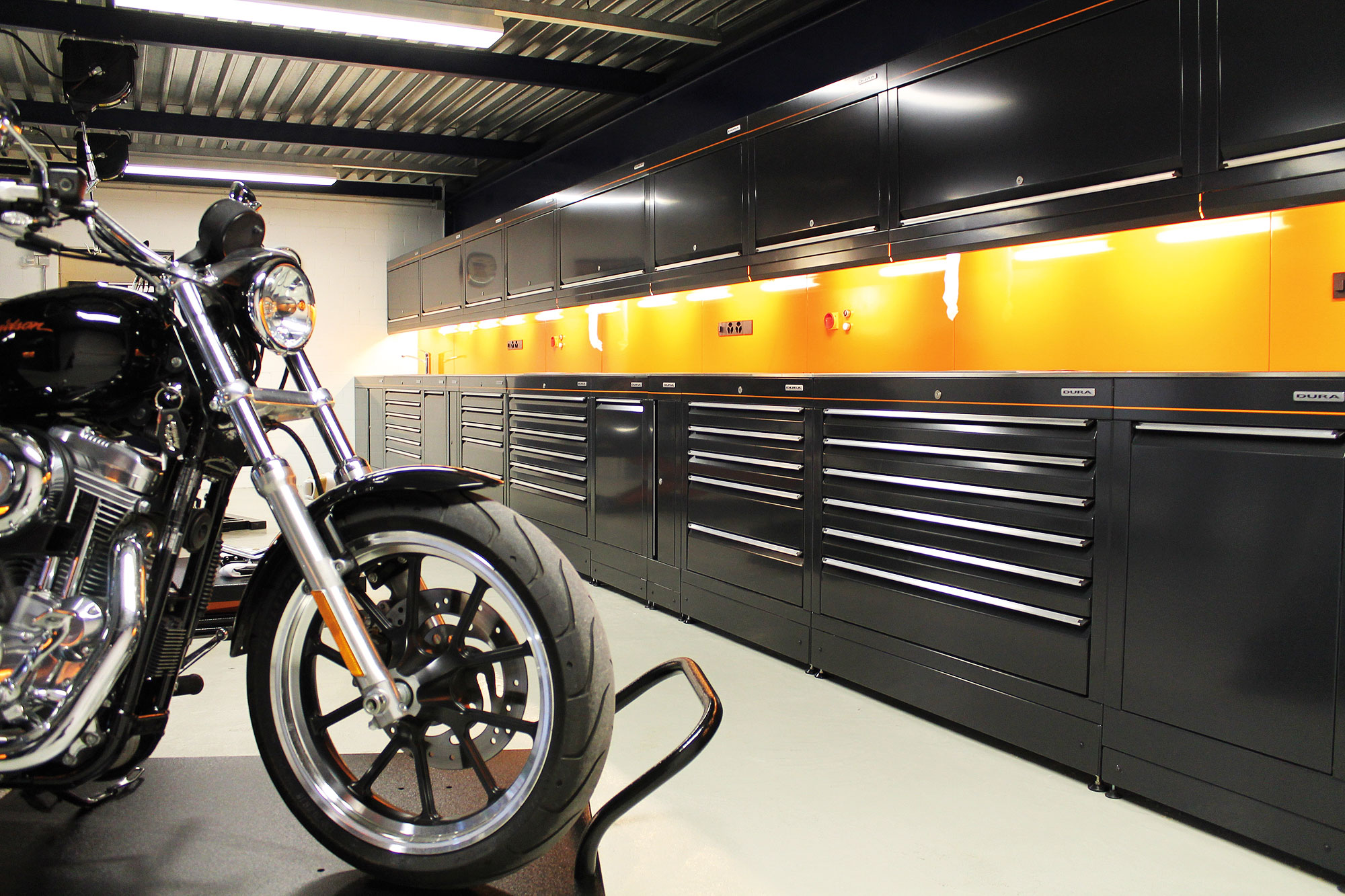 luxury garage interiors www galleryhip com the hippest 25 garage design ideas for your home