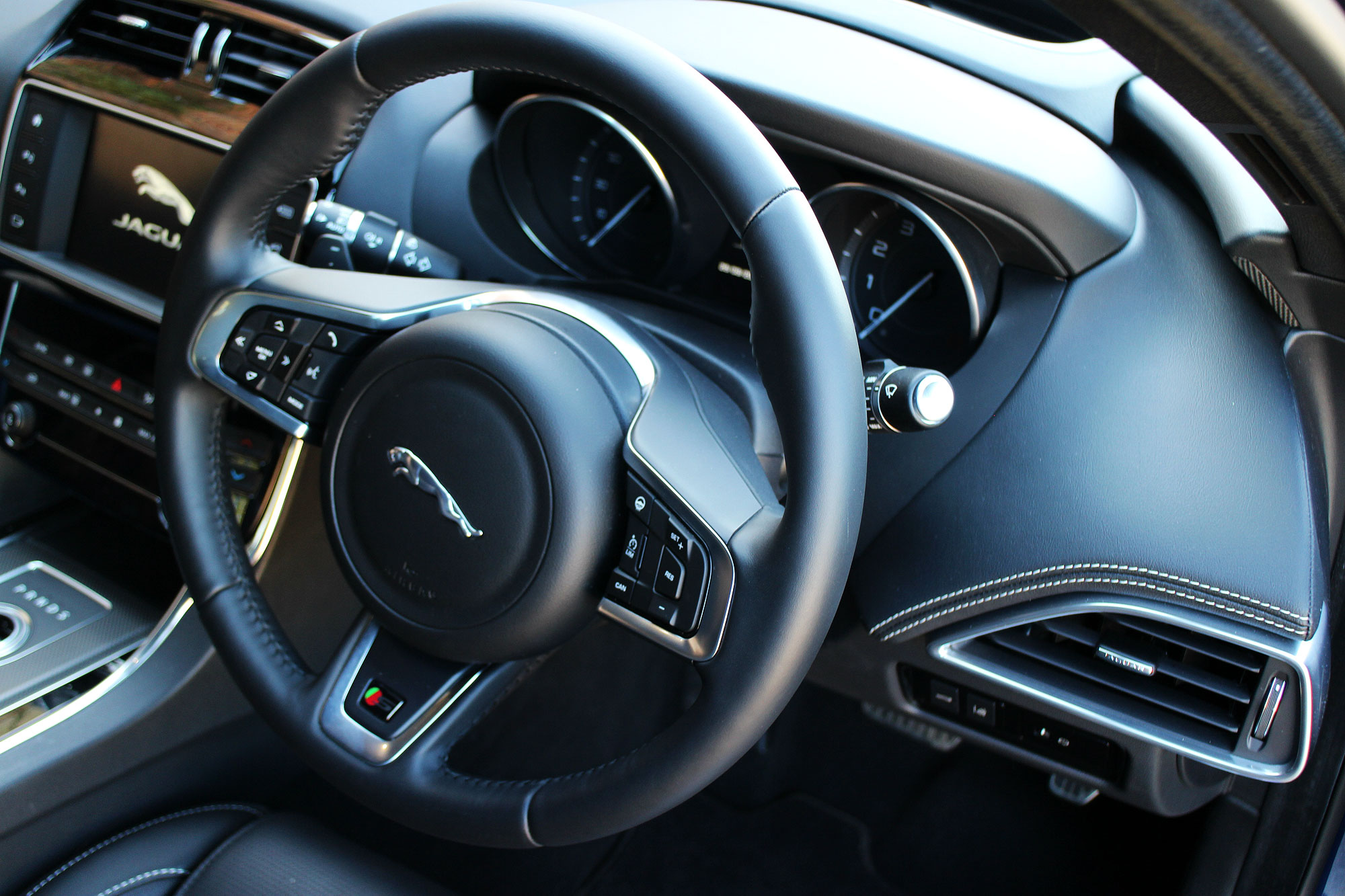 Jaguar XE S Interior 2