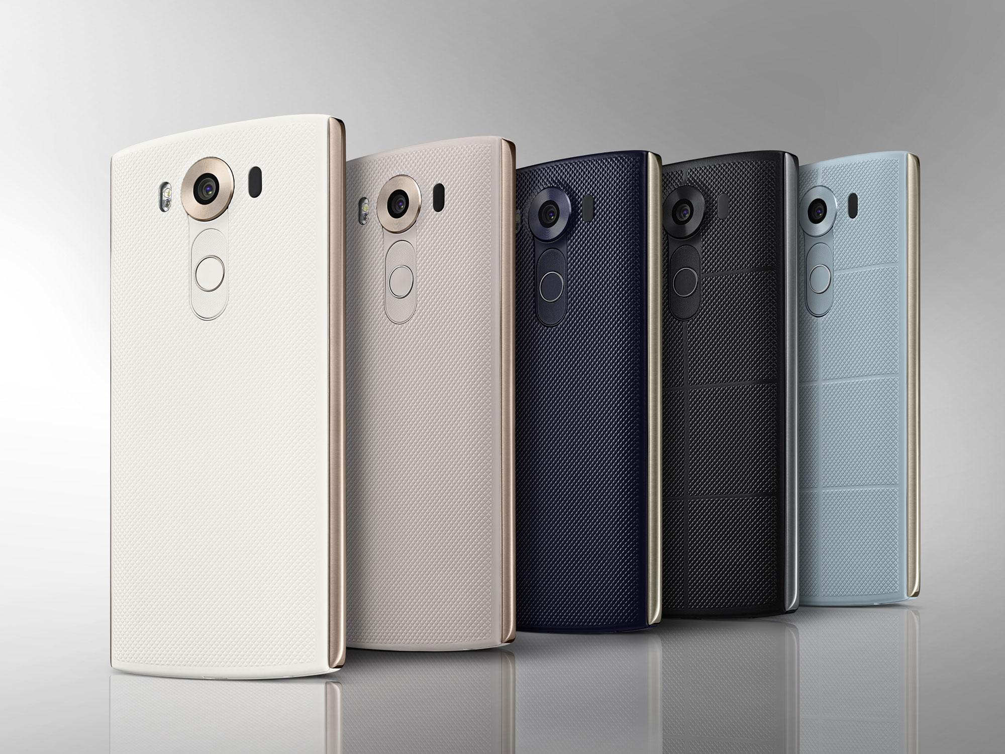 The LG V10 Smartphone