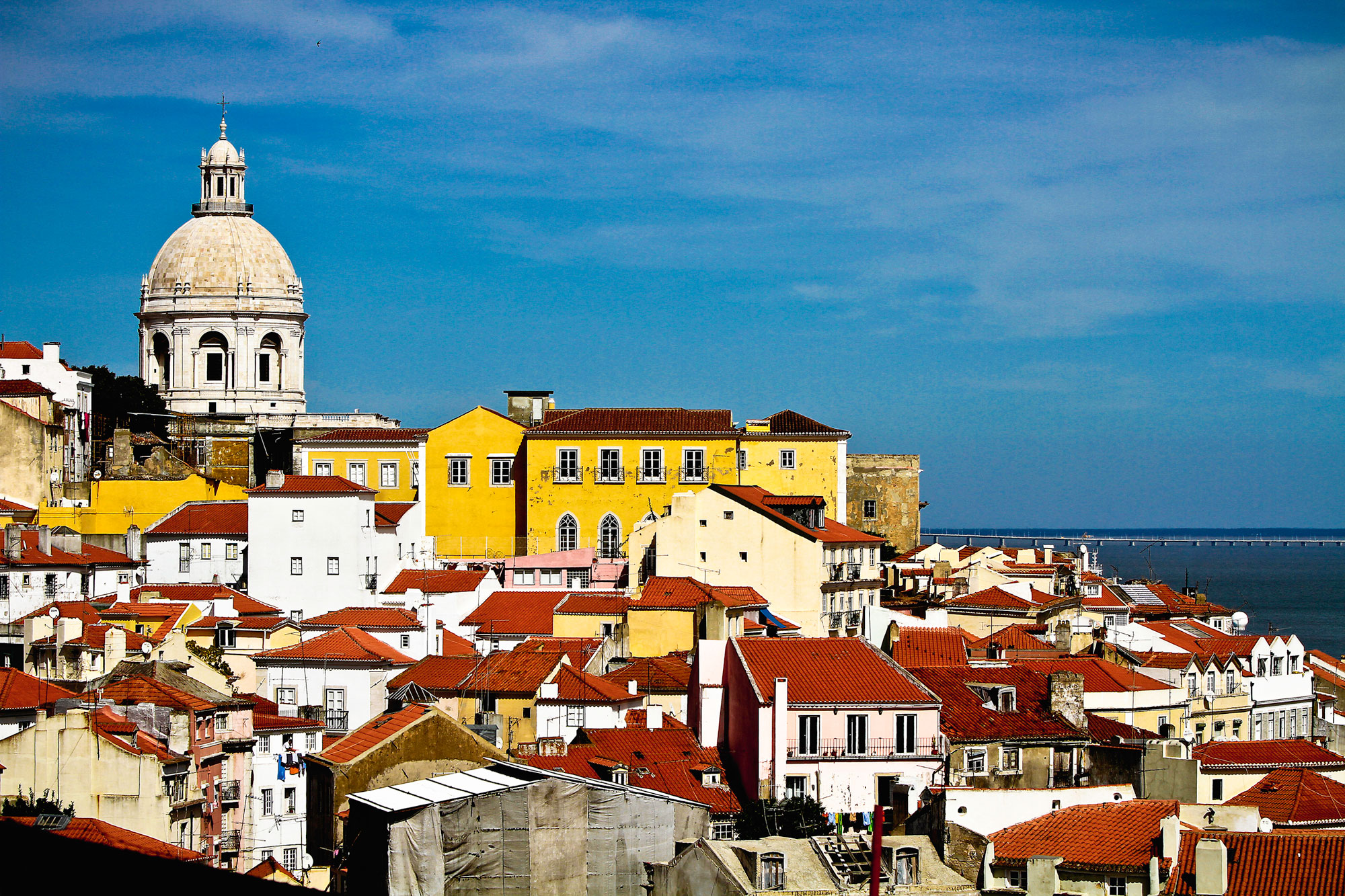 The Allure Of A New Life In Lisbon