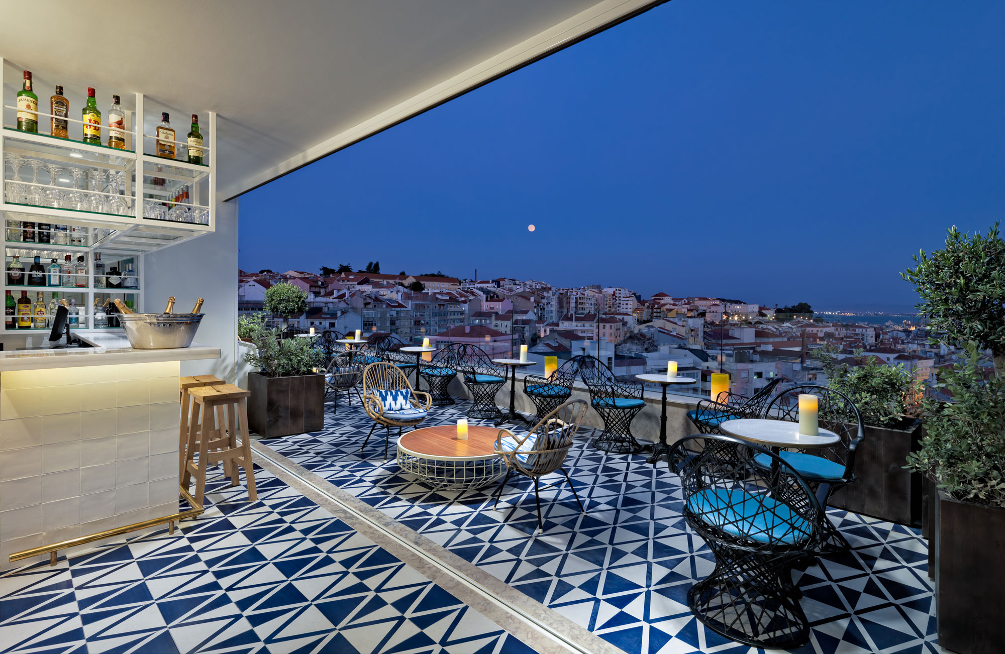 Lisbon has always been a favourite with the 'Hip and trendy'