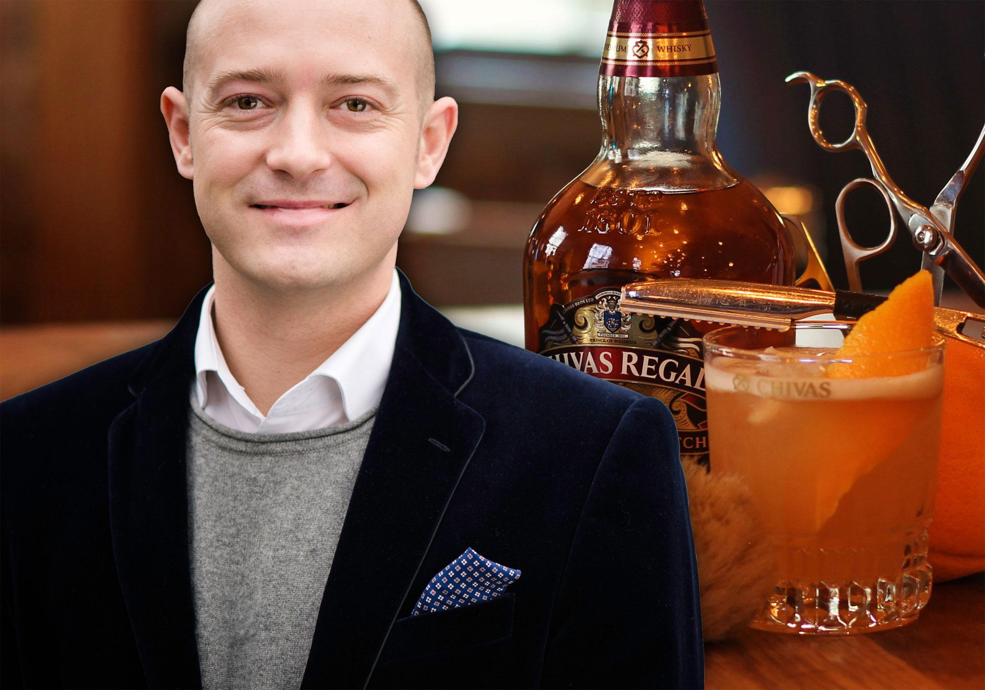 We Meet Max Warner, International Brand Ambassador For Chivas Regal Whisky