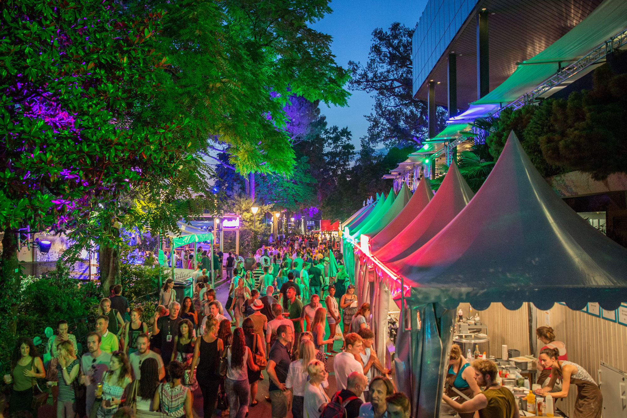Montreux Jazz Festival >> The Montreux Jazz Festival A Shrine For Musicians Luxurious