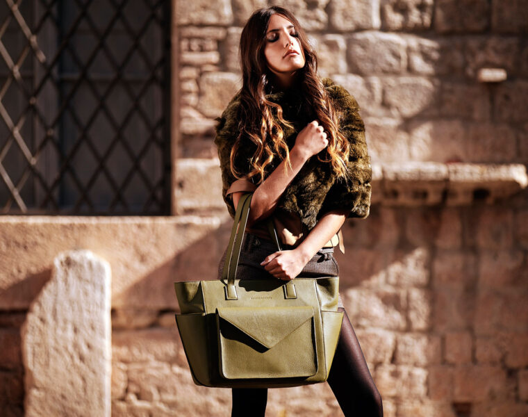 Luxury Italian Handbags by Marco Massaccesi