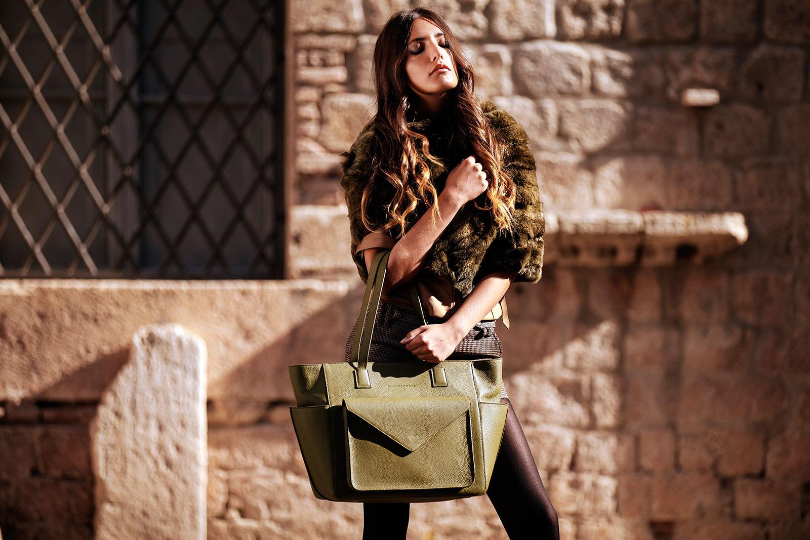 Luxury Italian Handbags by Marco Massaccesi