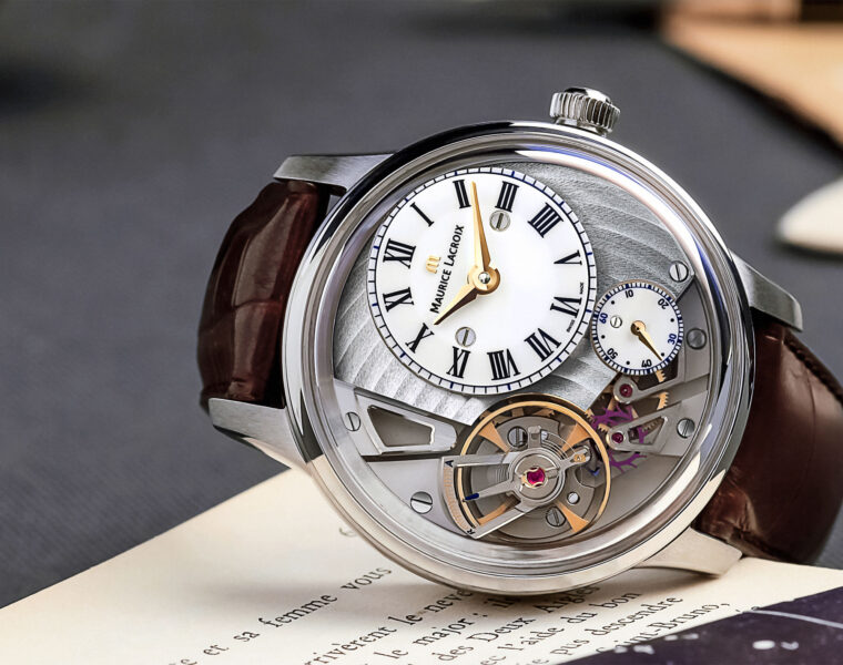 Maurice Lacroix Gravity – A Modern Watchmaker's Masterpiece