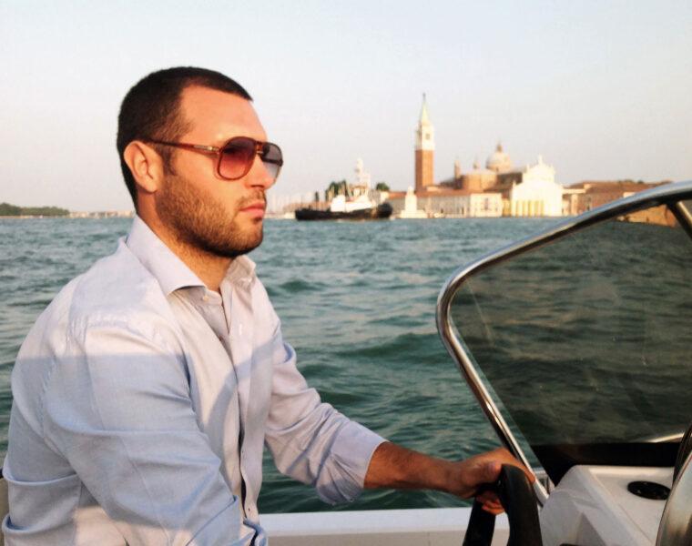 Michelangelo Ravagnan the Antlos CEO