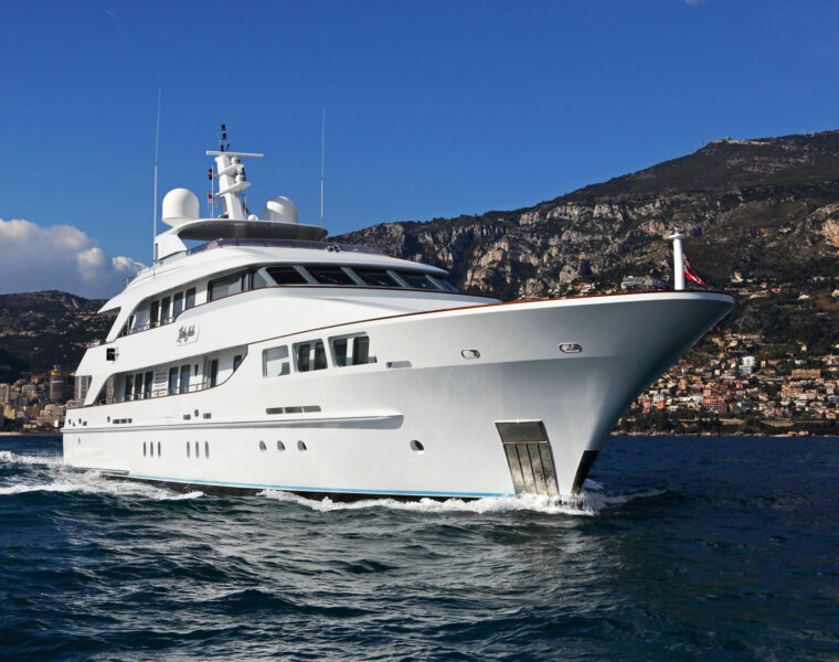 Ocean Independence Wows Monaco With $450,000-a-week Superyachts
