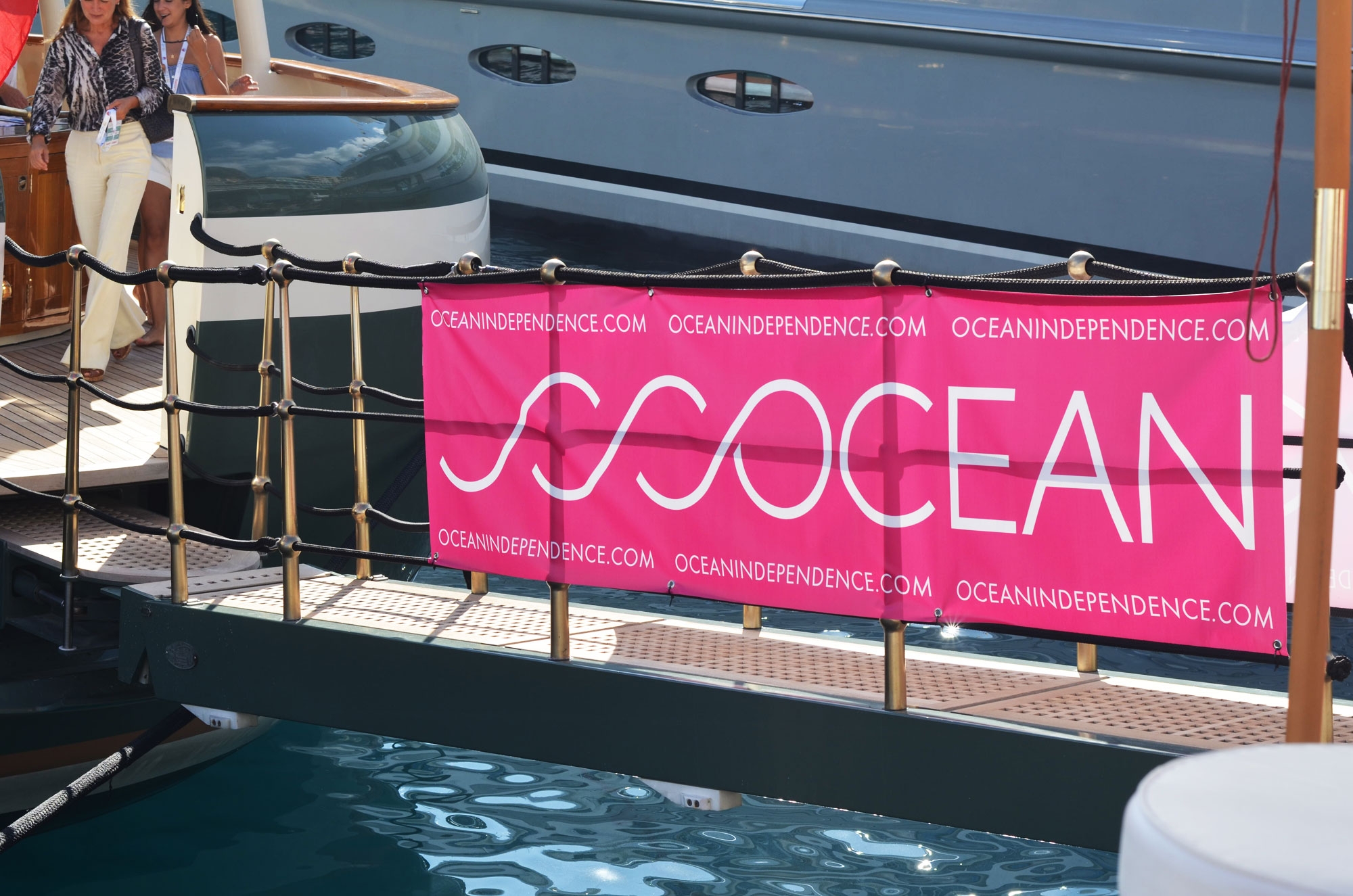 Ocean Independence Wows Monaco With $450,000-a-week Superyachts 8