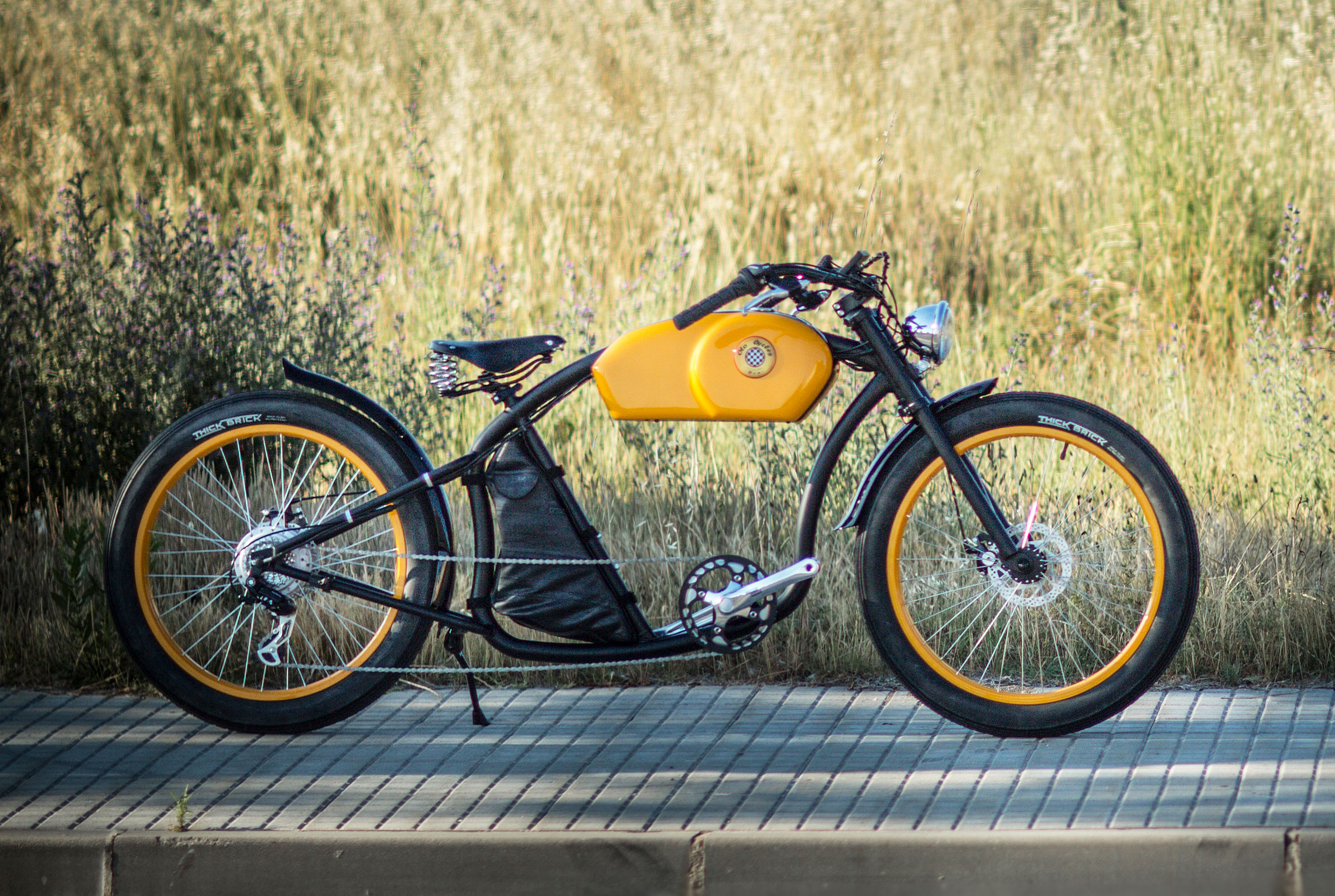 Otocycles launches RaceR their first e-bike inspired by the popular Cafe Racer