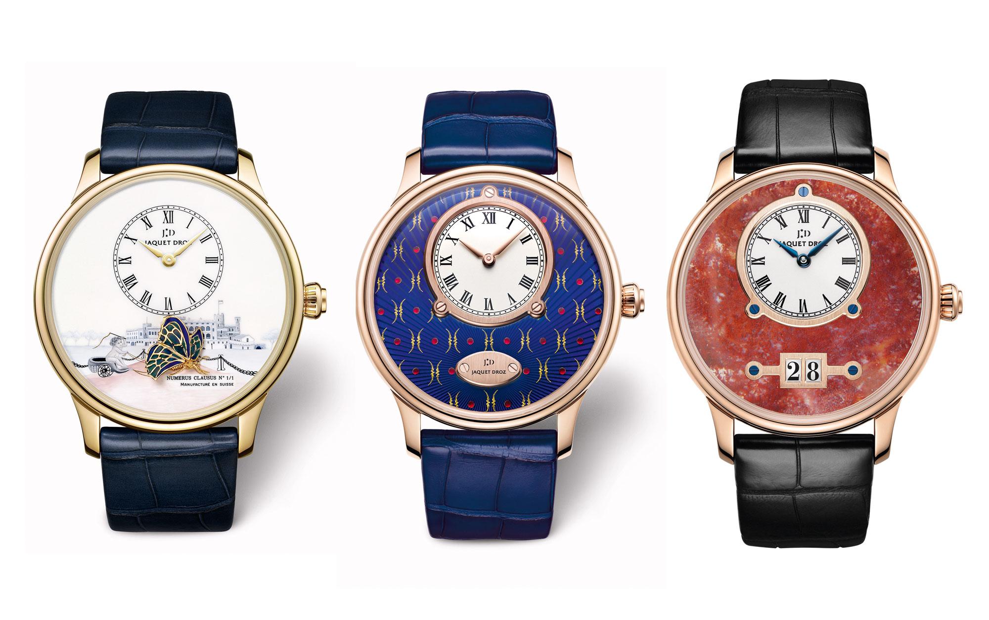 Jaquet Droz Bespoke Timepieces