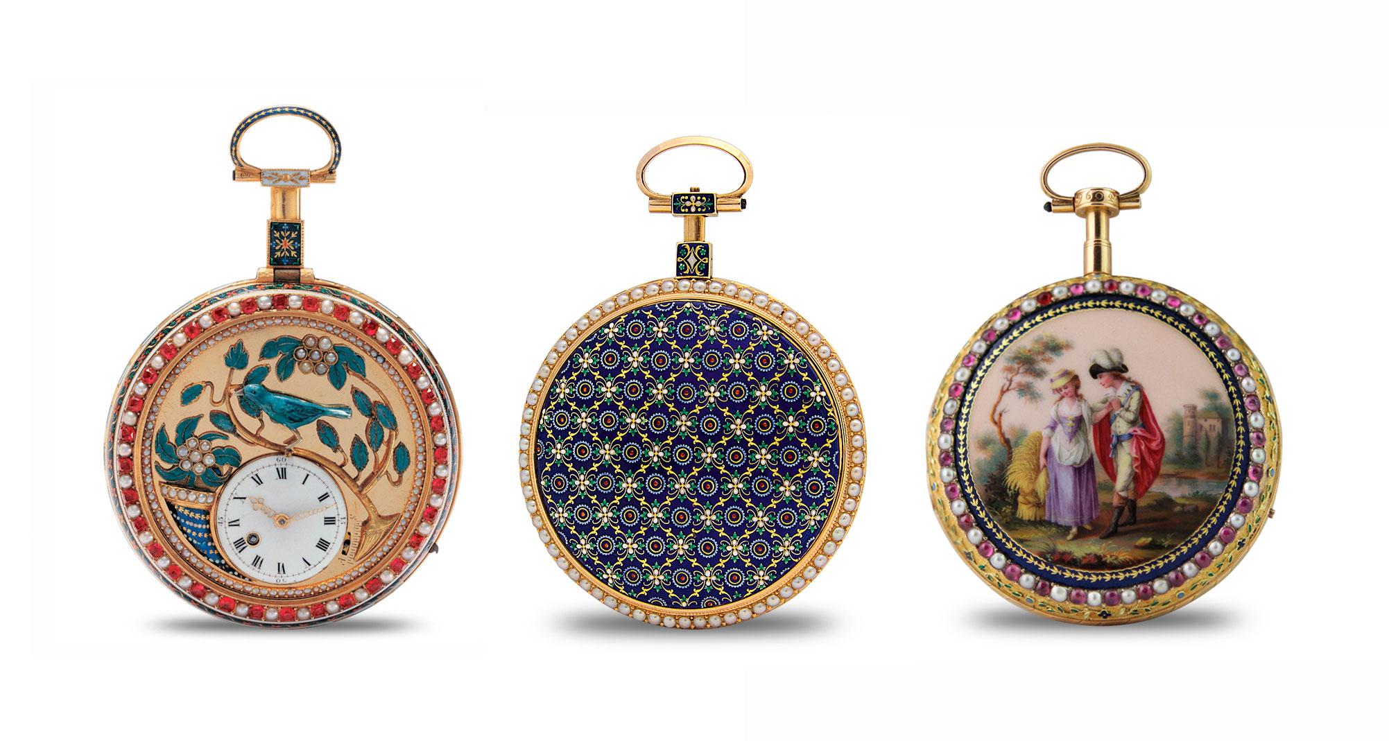 Jaquet Droz Bespoke Timepieces 10