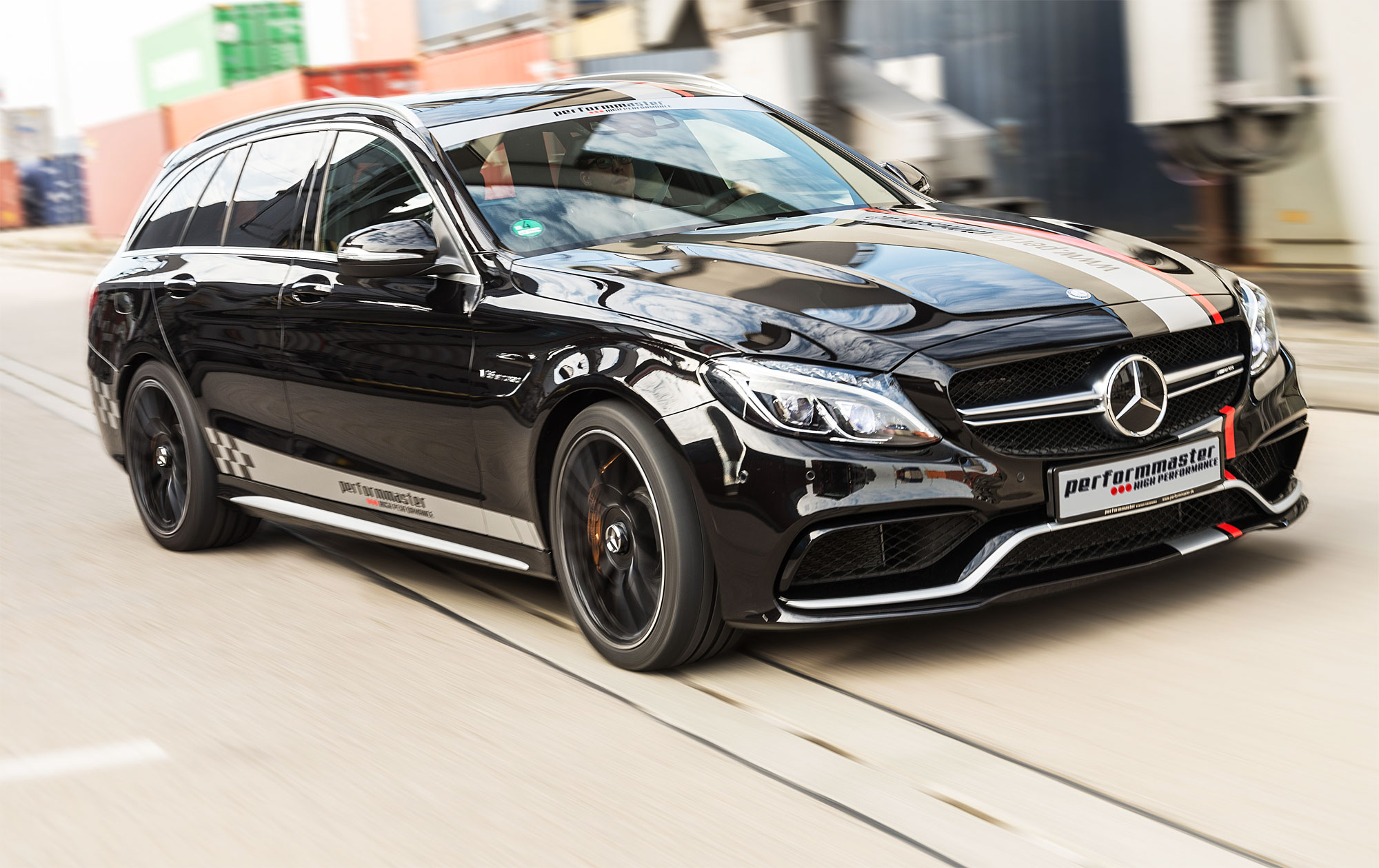 Performmaster Gets The AMG C 63 S To 612hp