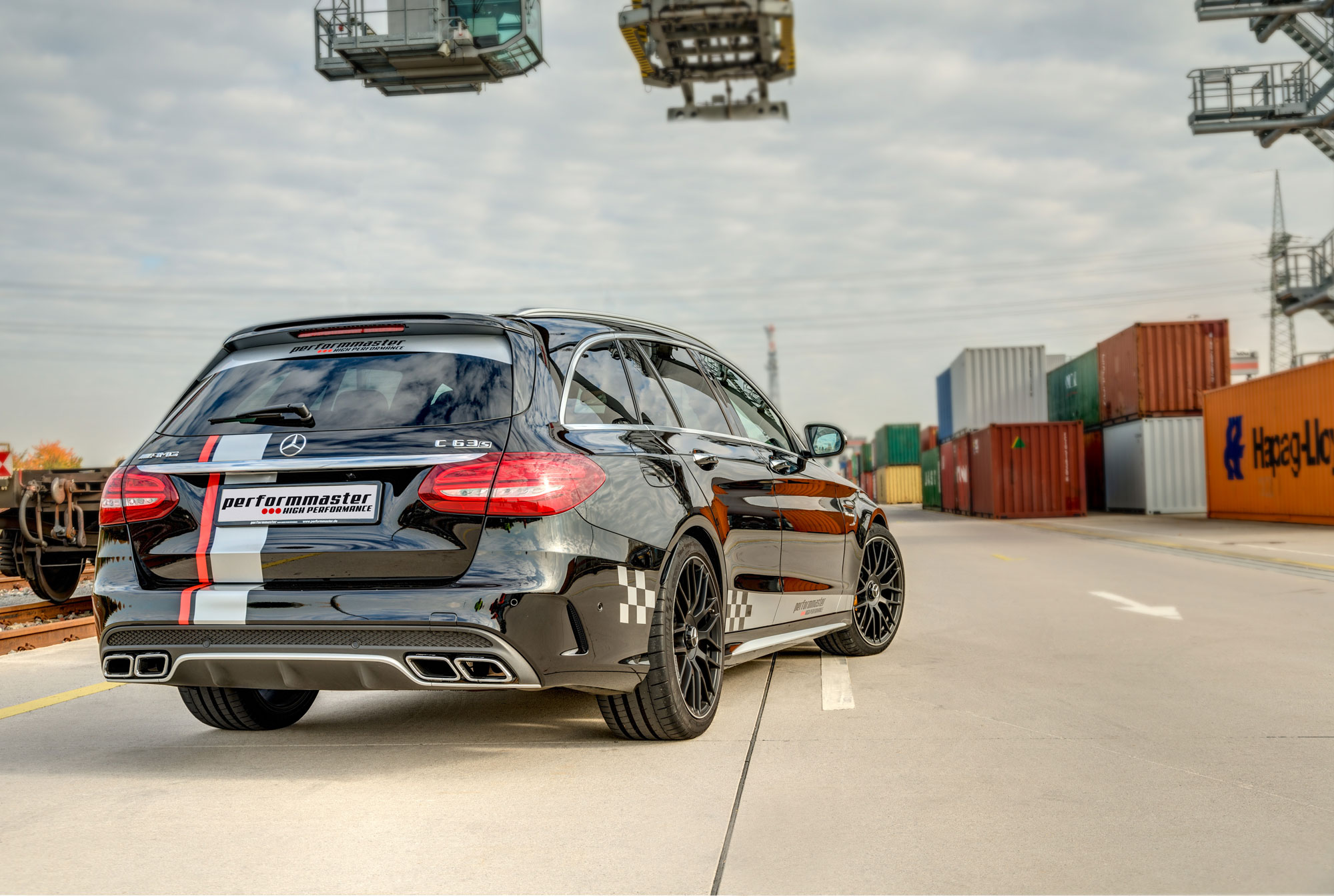 Performmaster Gets The AMG C 63 S To 612hp 6