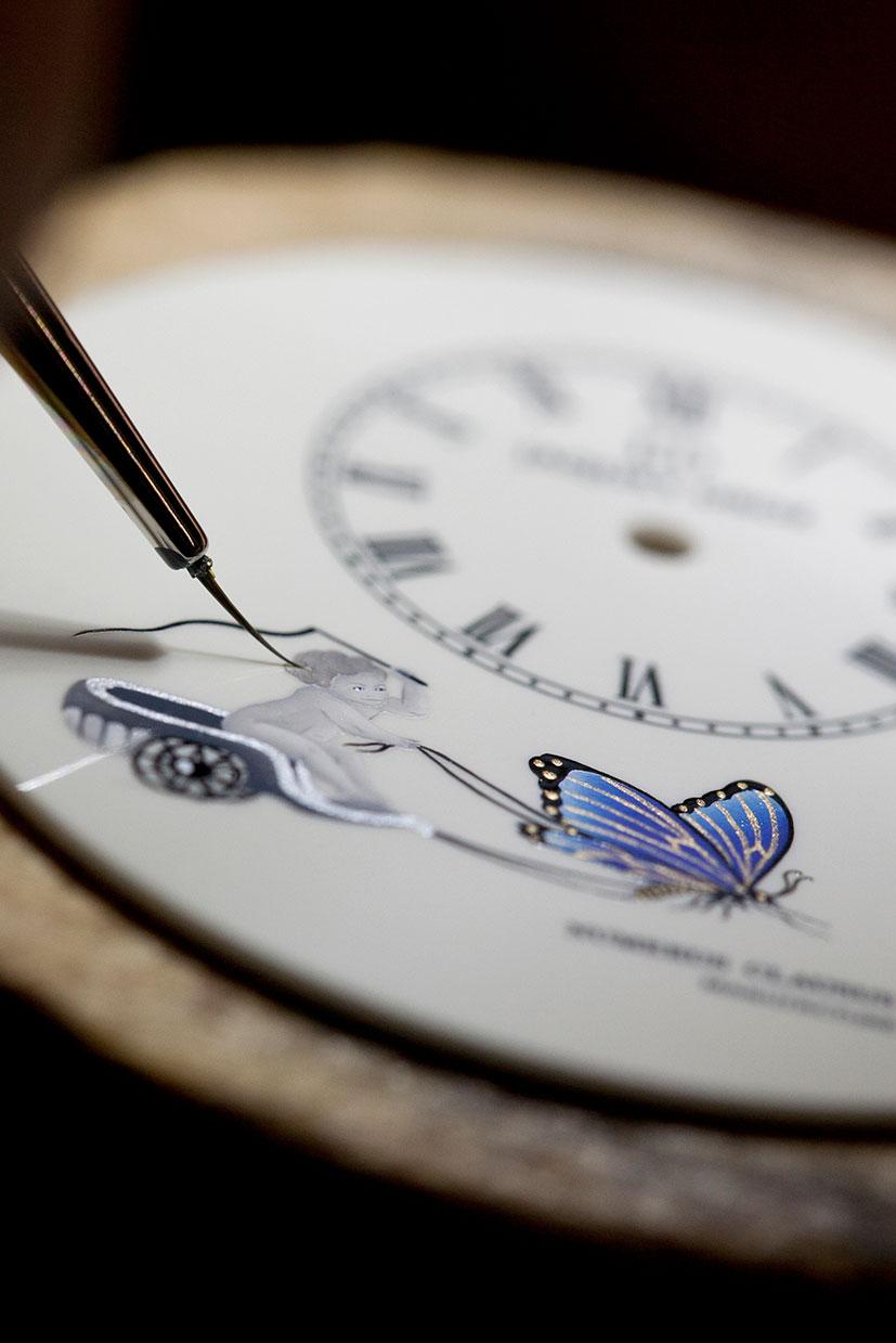 Jaquet Droz Bespoke Timepieces 11
