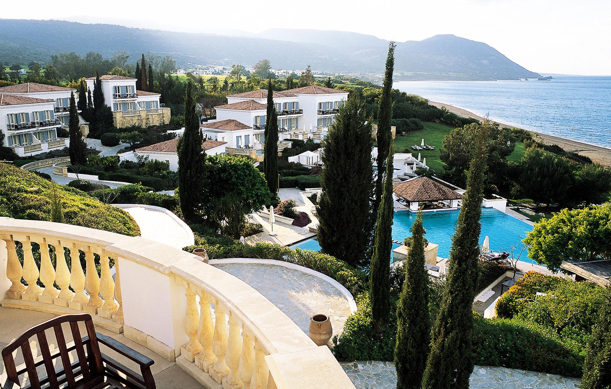 Cyprus Sun In Style - Thanos Hotels Anassa