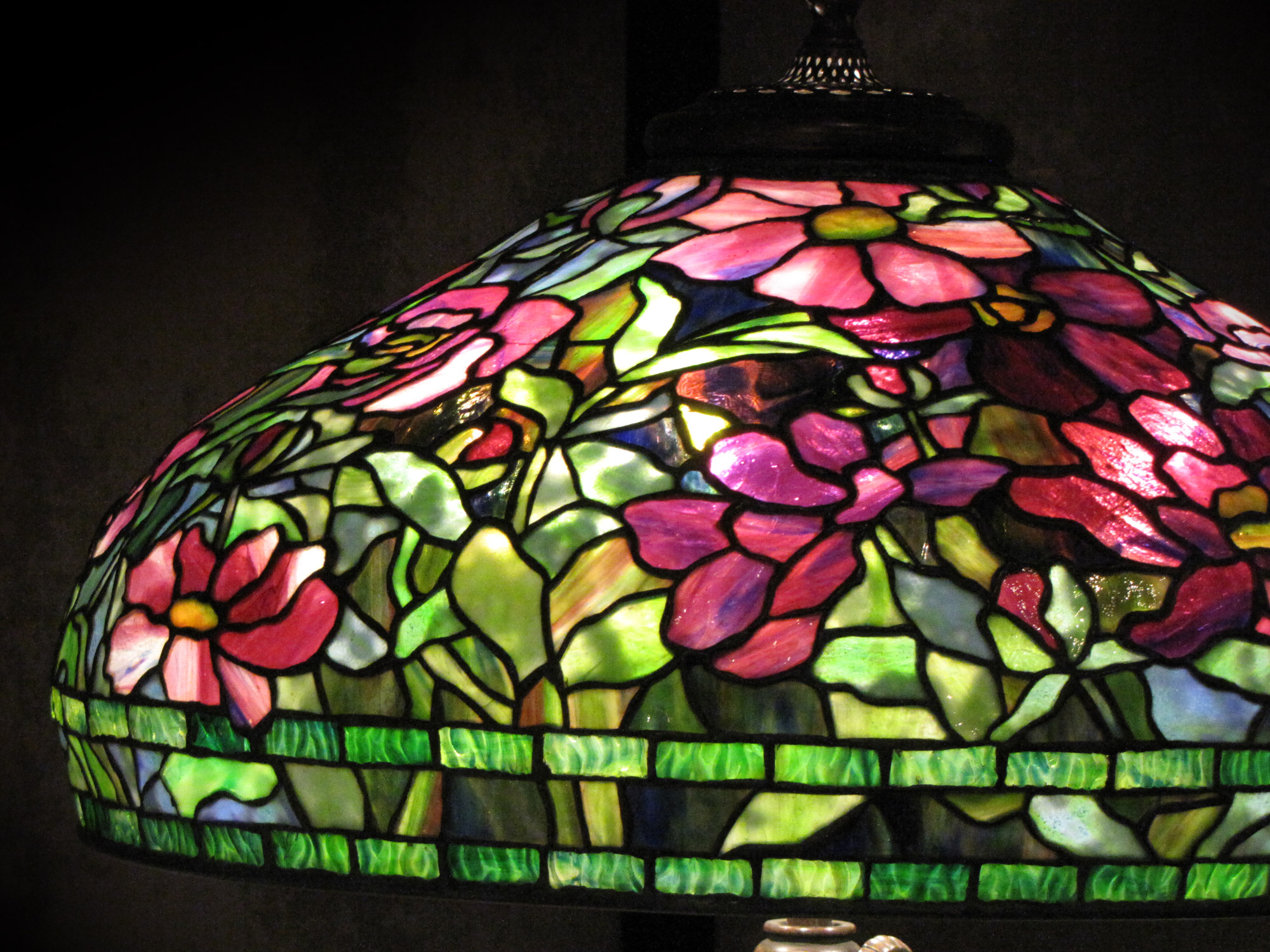 Tiffany studio lamp