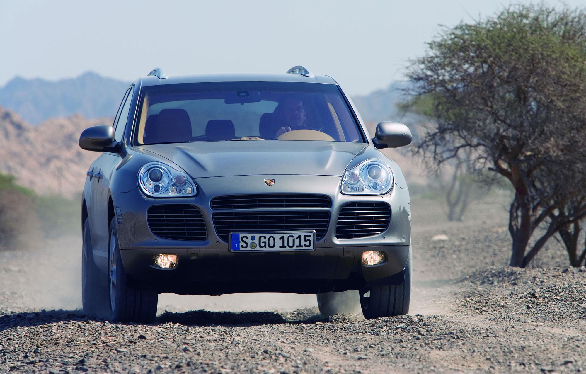Porsche Cayenne Turbo S Road Test