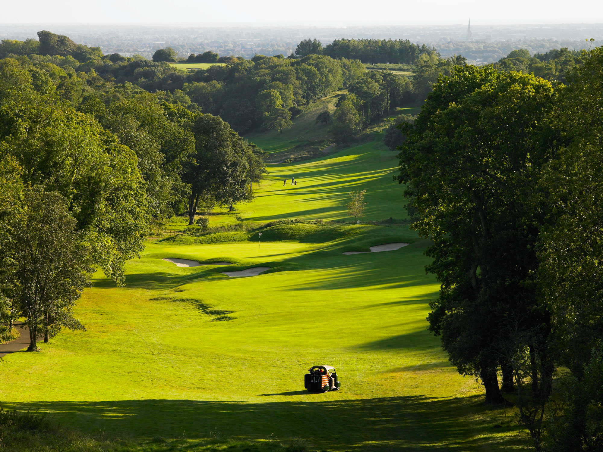 Credit Membership Thriving at Golf At Goodwood