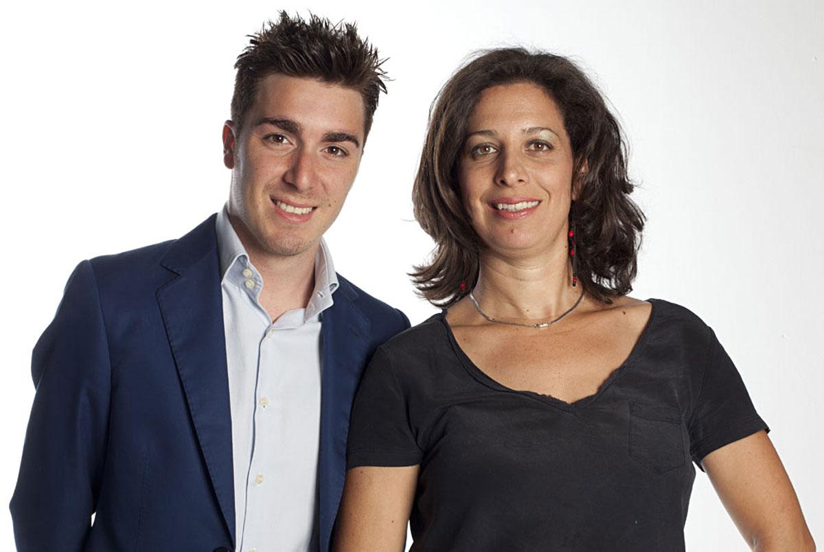 Linda Sorgiovanni and Alberto Bassilichi - Italy Customized