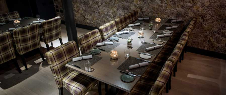 The Kitchin in Edinburgh