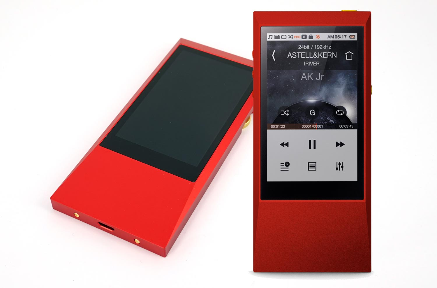 The Astell&Kern AK Jr Limited Edition