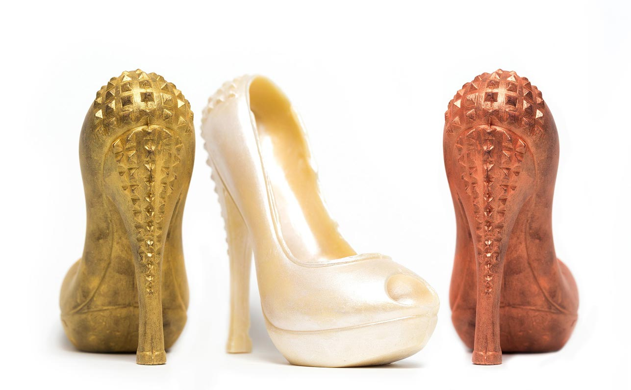 Handcrafted Chocolate Shoes And Handbags - A Perfect Gift This Xmas 6