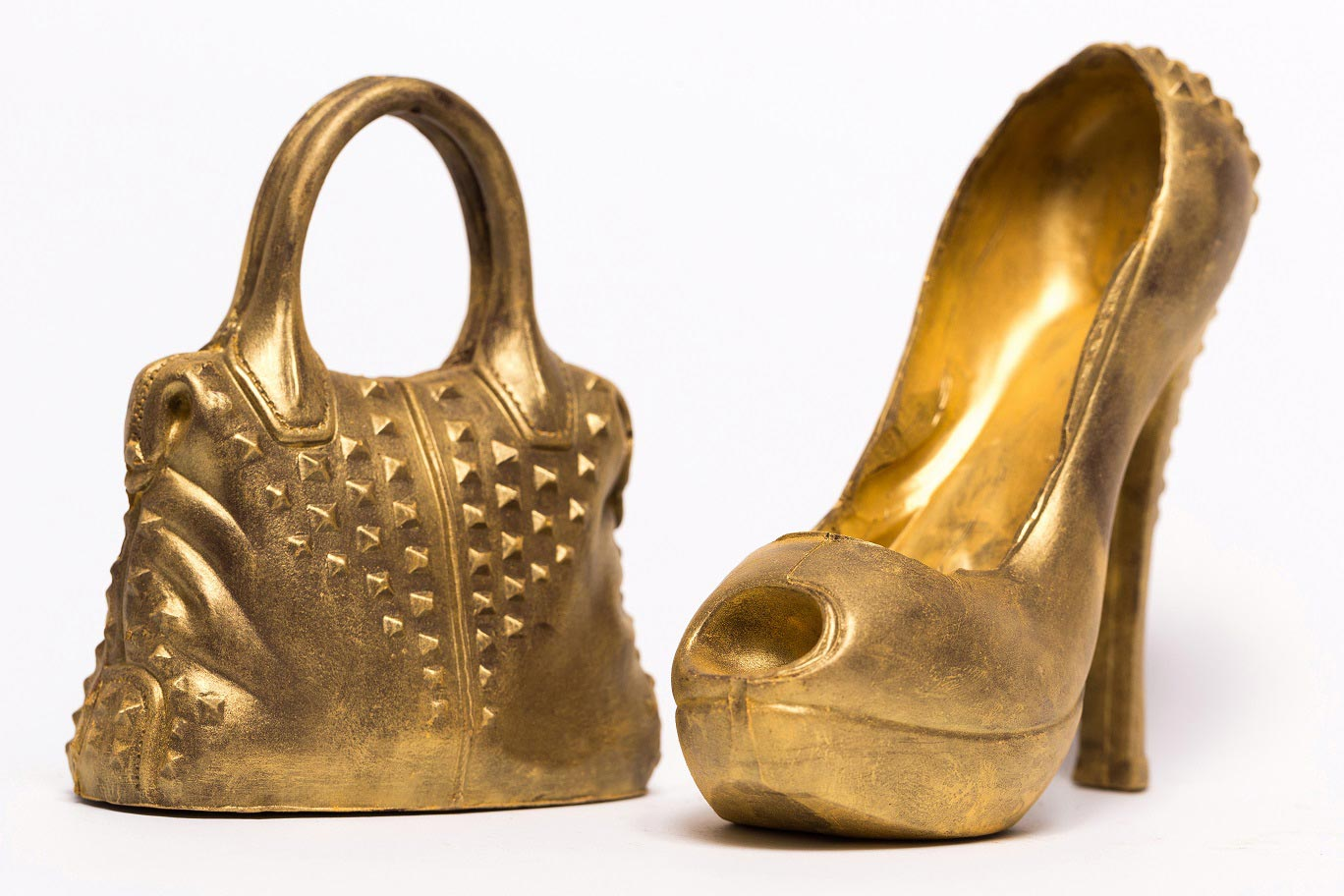 Handcrafted Chocolate Shoes And Handbags - A Perfect Gift This Xmas