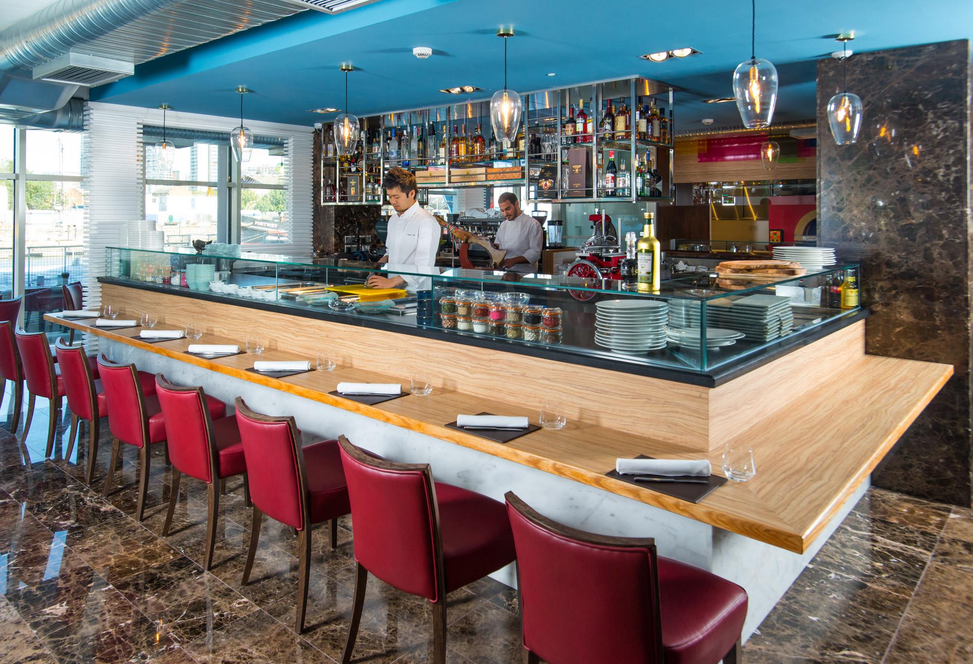 Restaurant Review: Bella Cosa Italian Restaurant In London