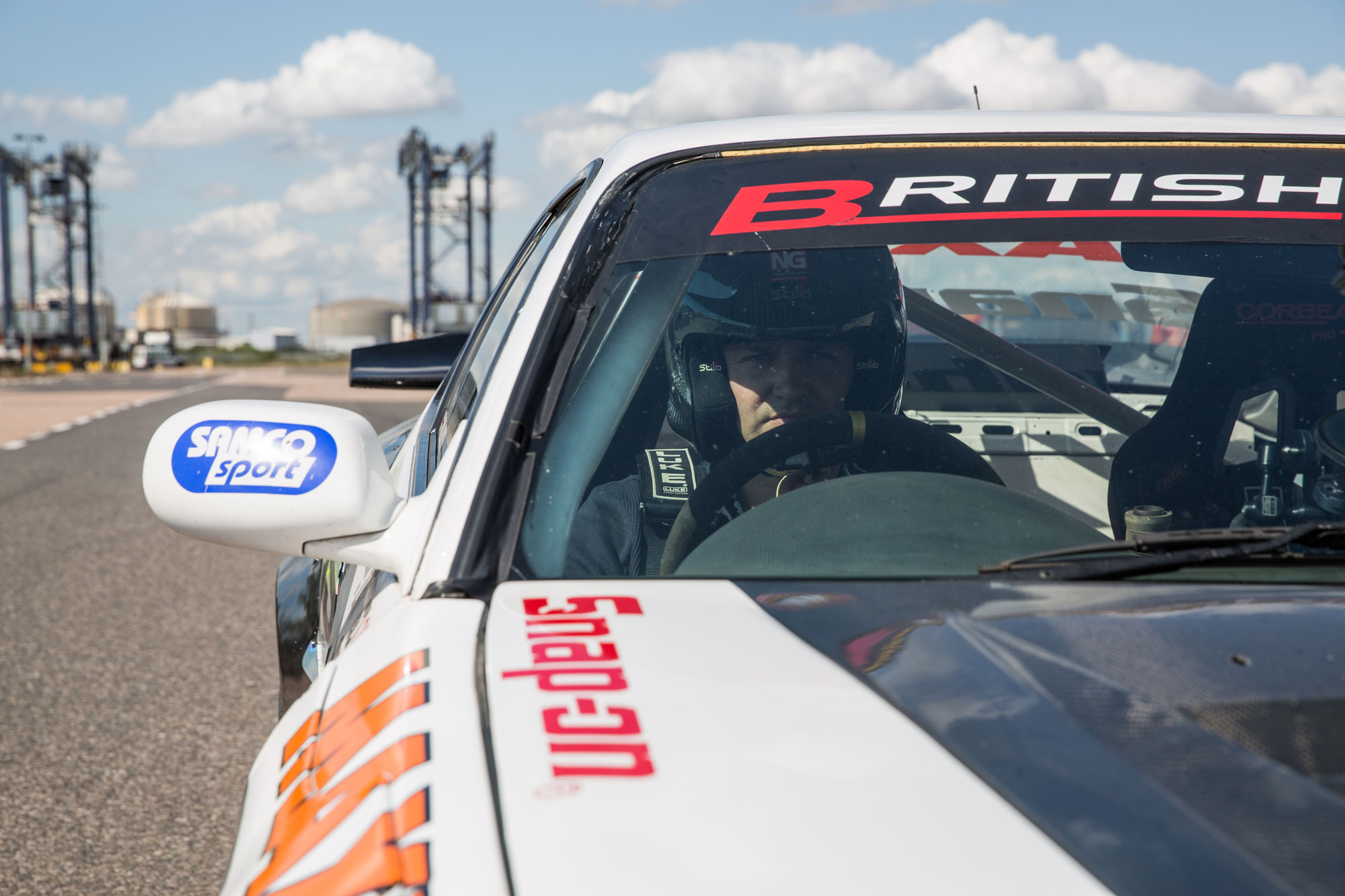 Ben Collins - Stunt Driver, Motor Racing Champion, And A Top Gear Stig 6