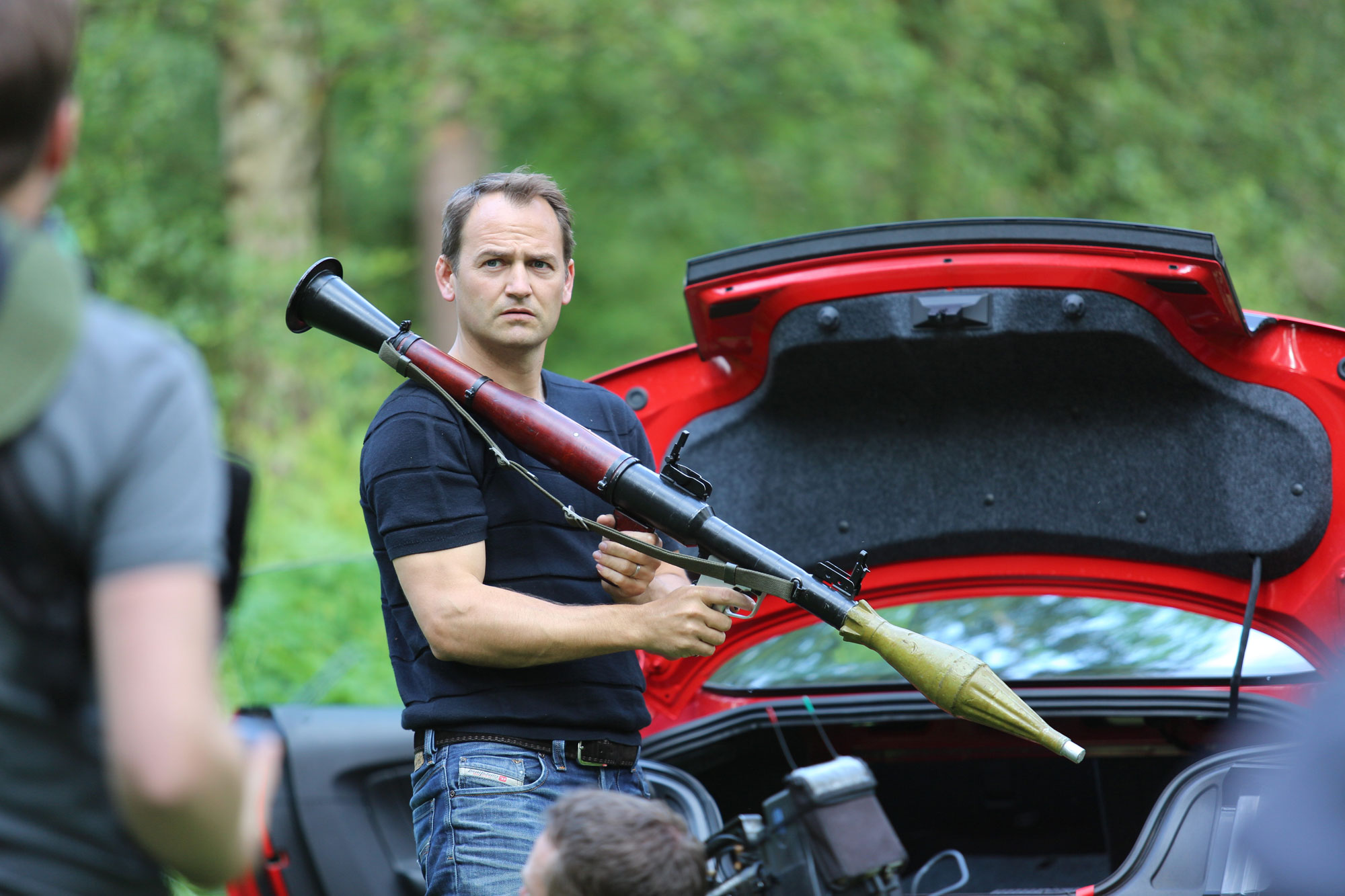 Ben Collins - Stunt Driver, Motor Racing Champion, And A Top Gear Stig 8