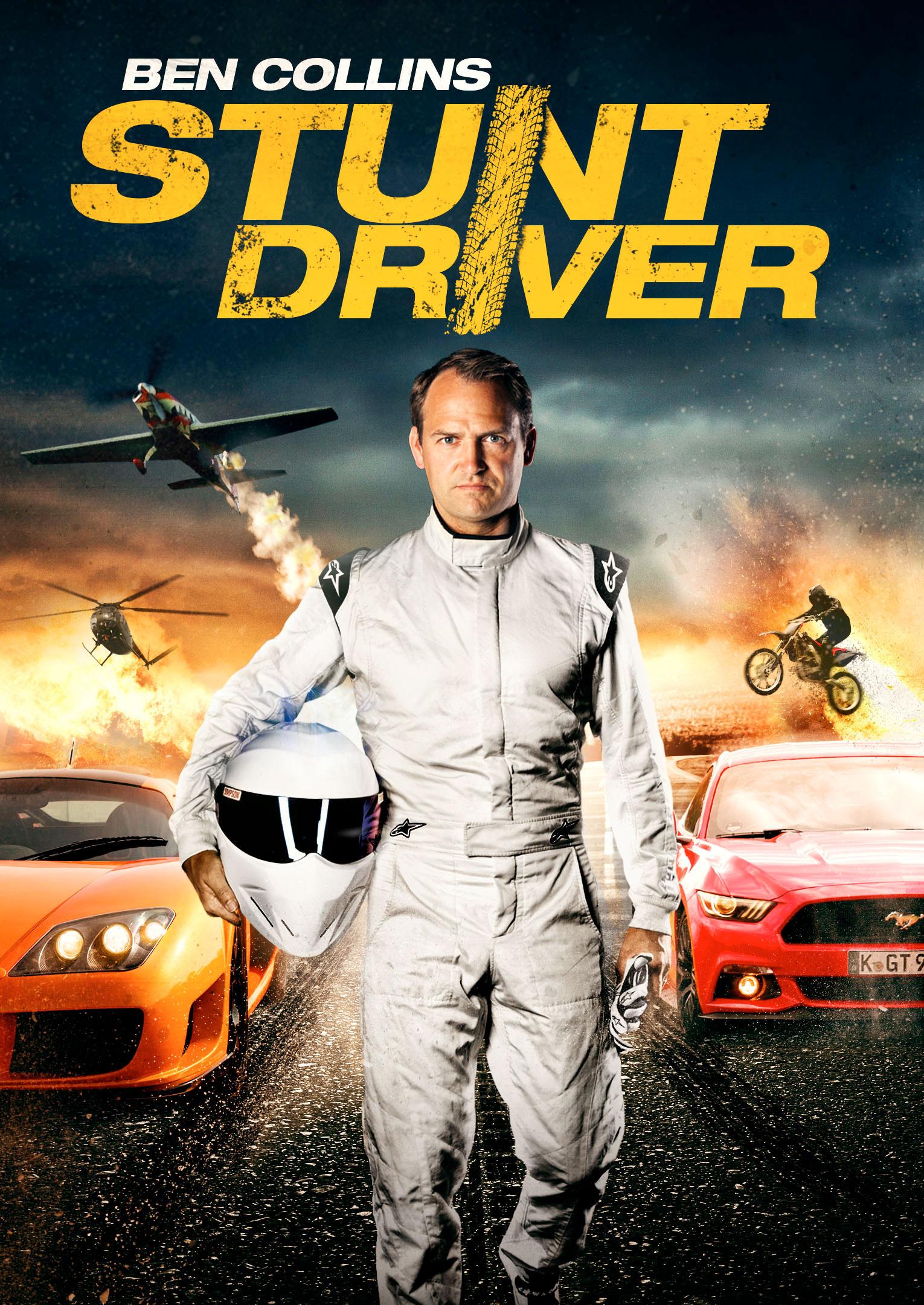 'Ben Collins' Stunt Driver