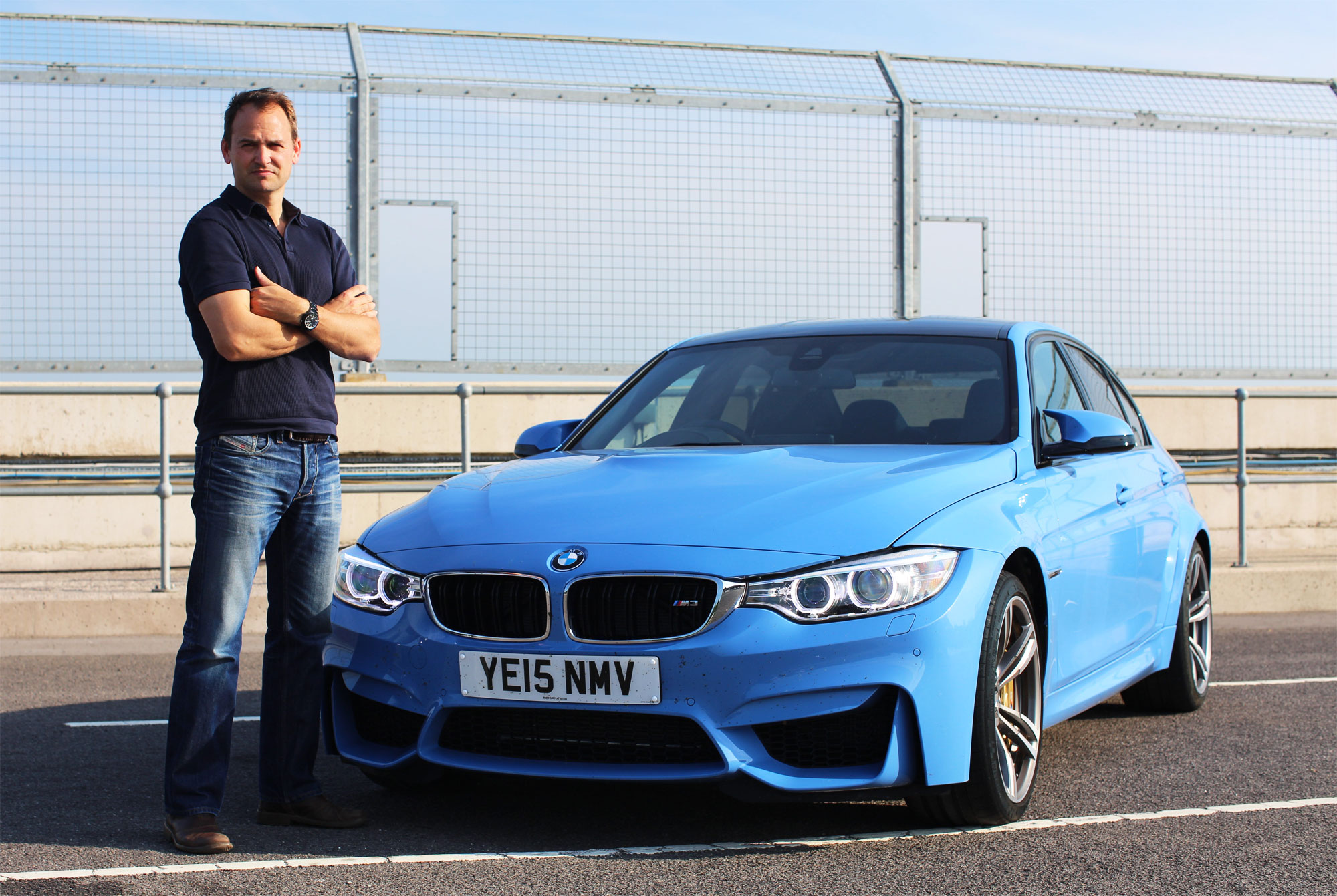 Ben Collins - Stunt Driver, Motor Racing Champion, And A Top Gear Stig