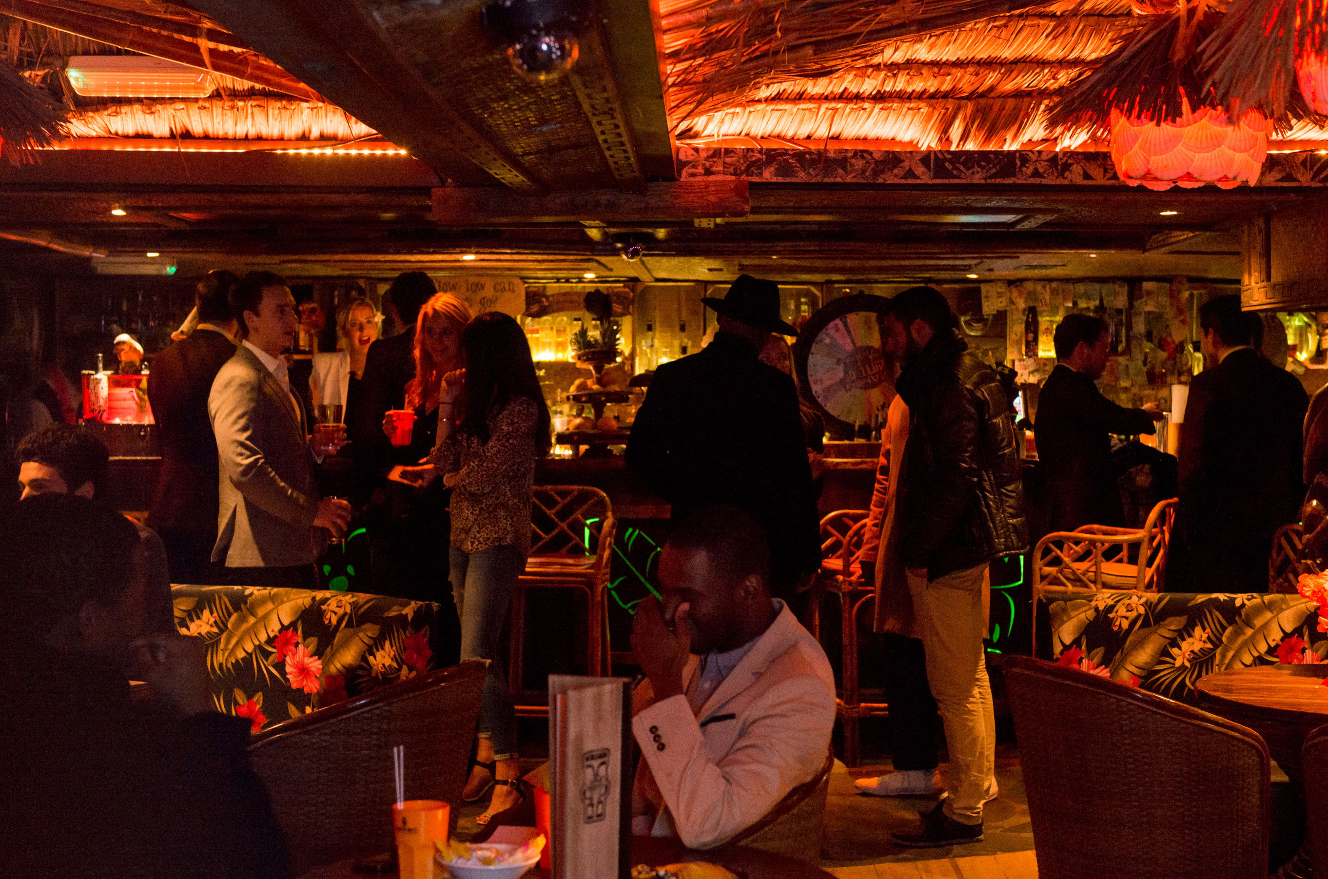 About Time: Award Nominated Clocked Celebrates in Style At Mayfair's Mahiki 9
