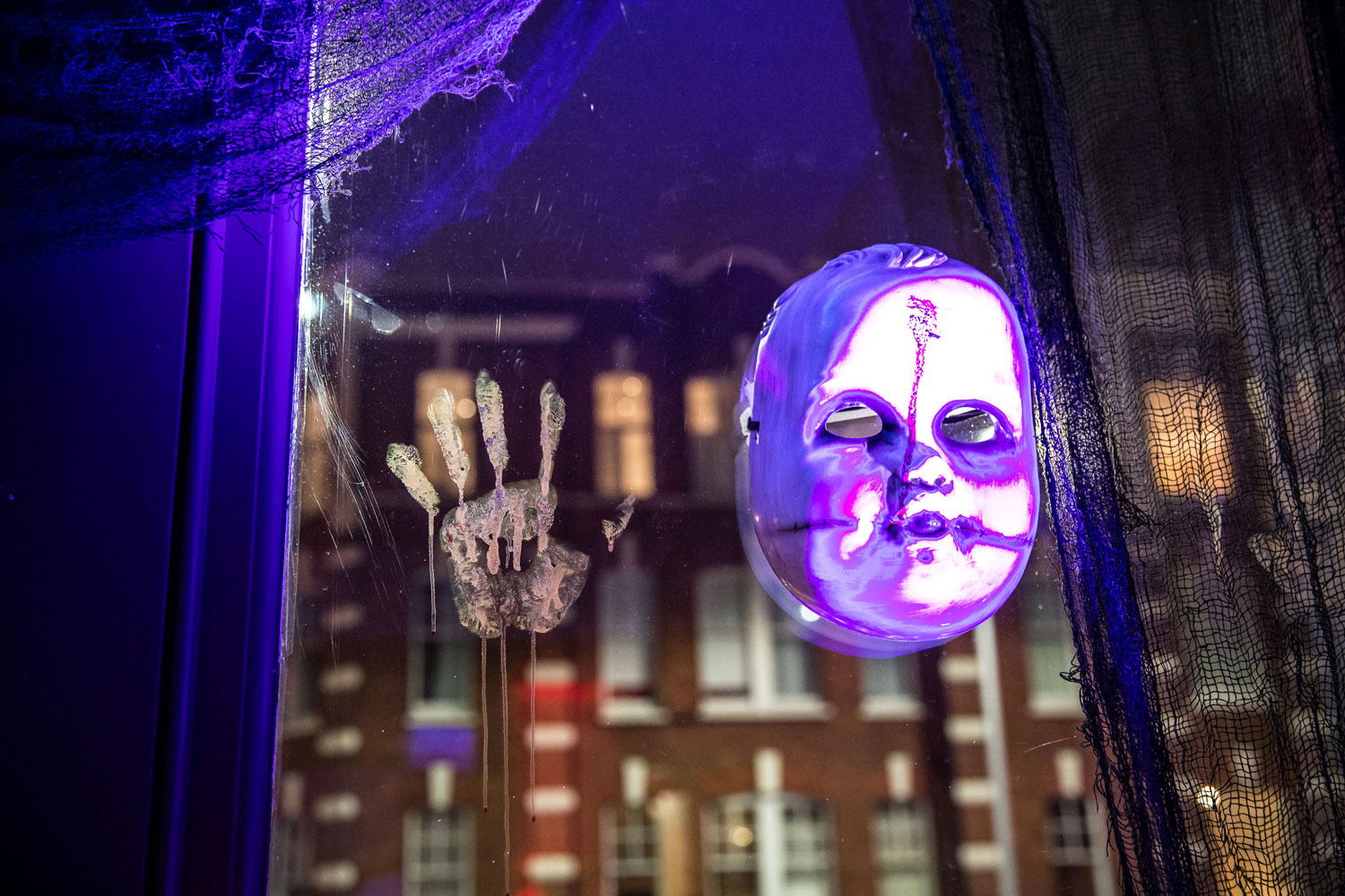 Halloween at Beaufort House in Chelsea