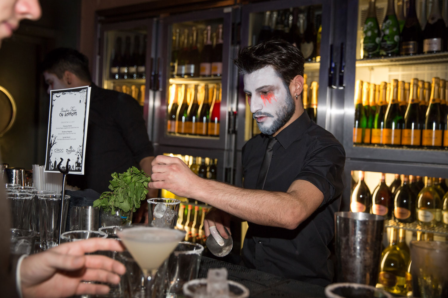 Chelsea's Beaufort House Gets a Spooktacular Makeover 7