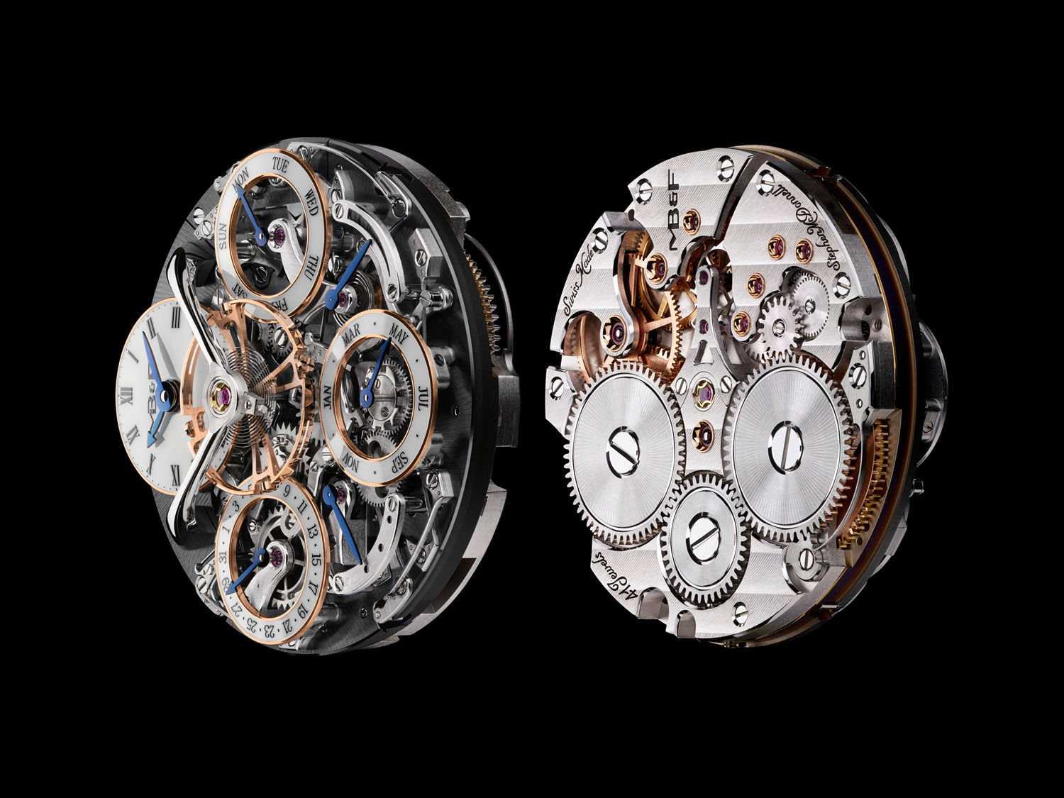 MB&F Unveils Stunning Legacy Machine Perpetual Watch 2
