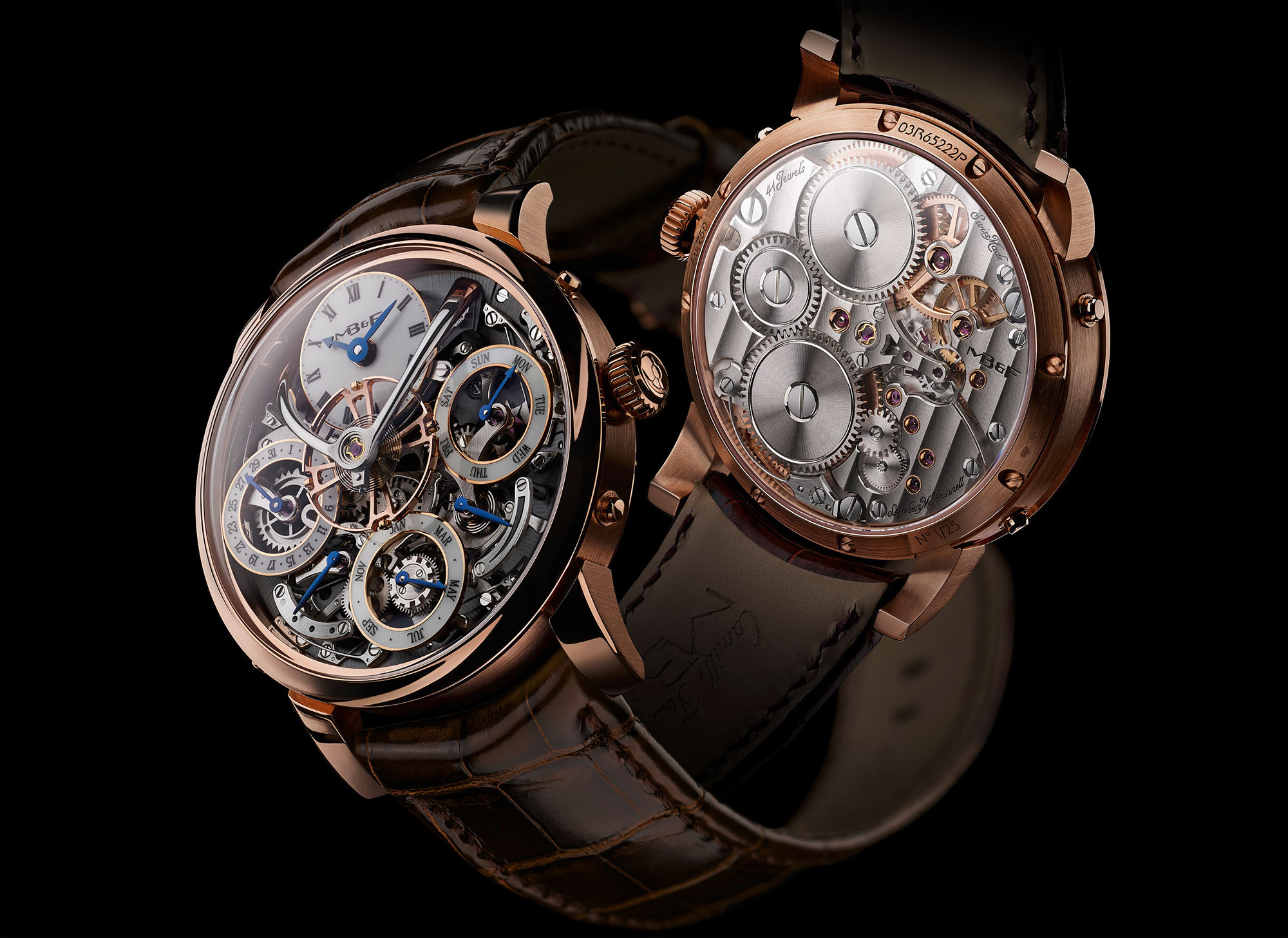 MB&F Unveils Stunning Legacy Machine Perpetual Watch