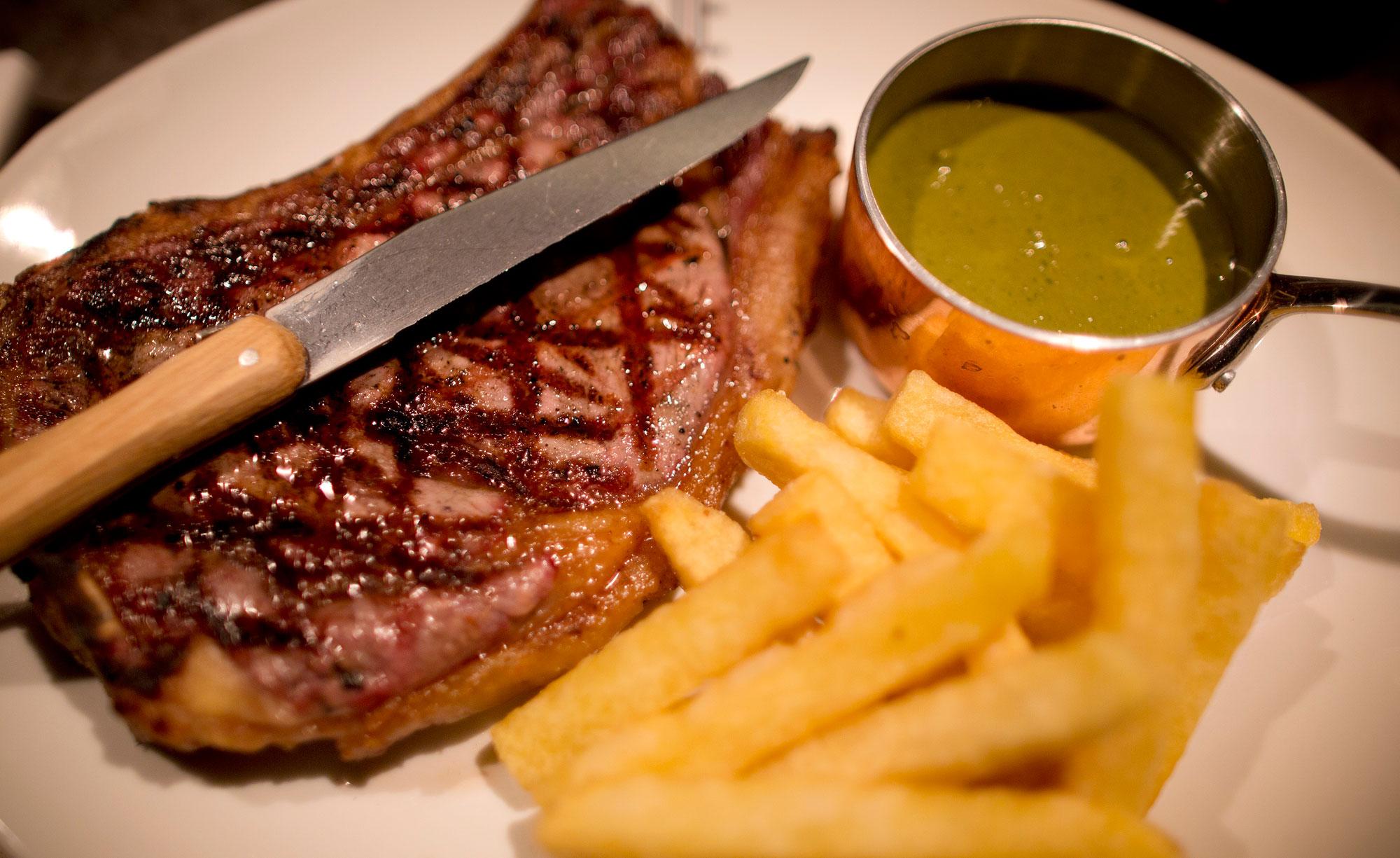 Orange Elephant: Incredible Steak That's Elegant In Its Simplicity 7