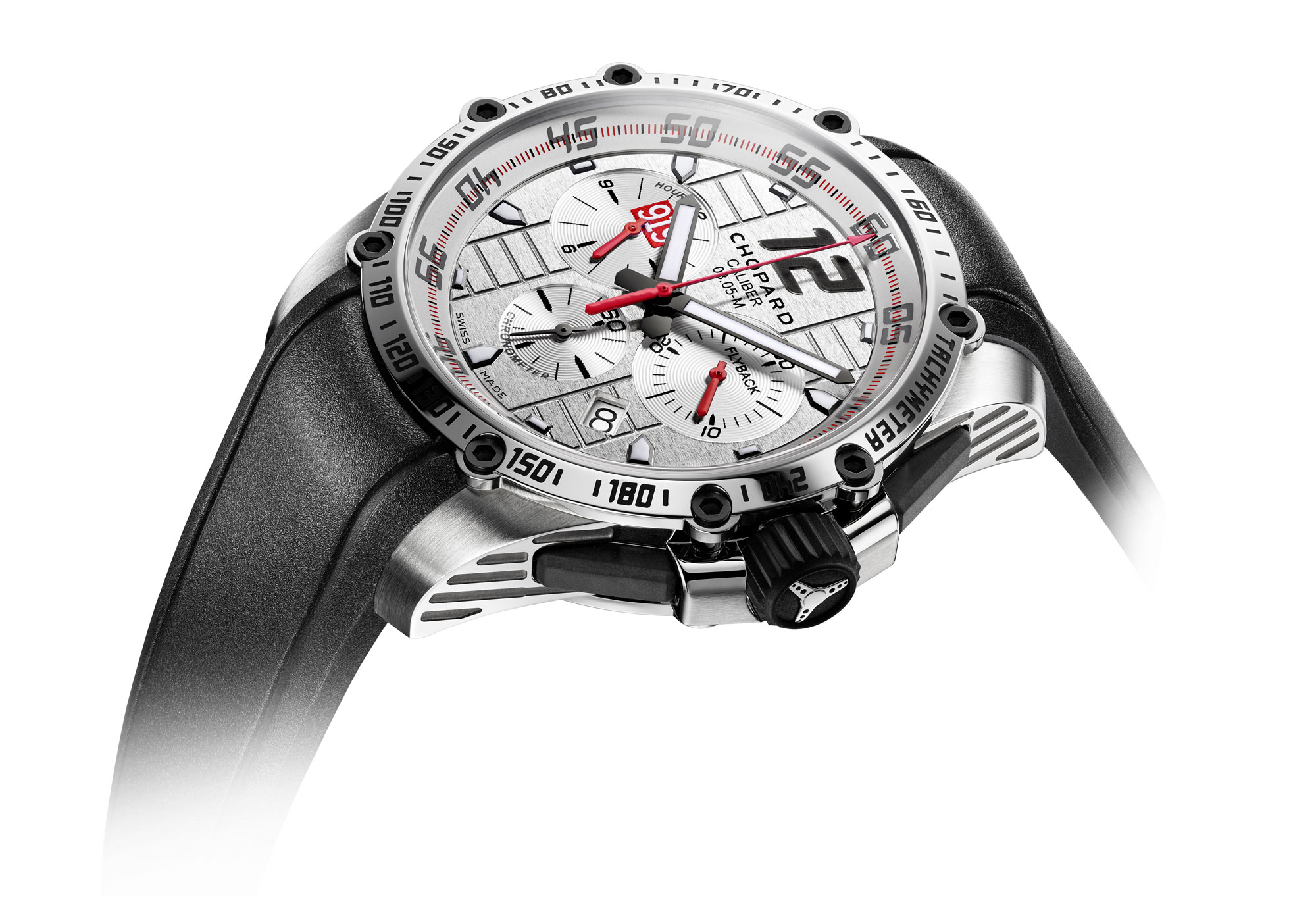 Superfast Chrono Porsche 919 Edition from Chopard