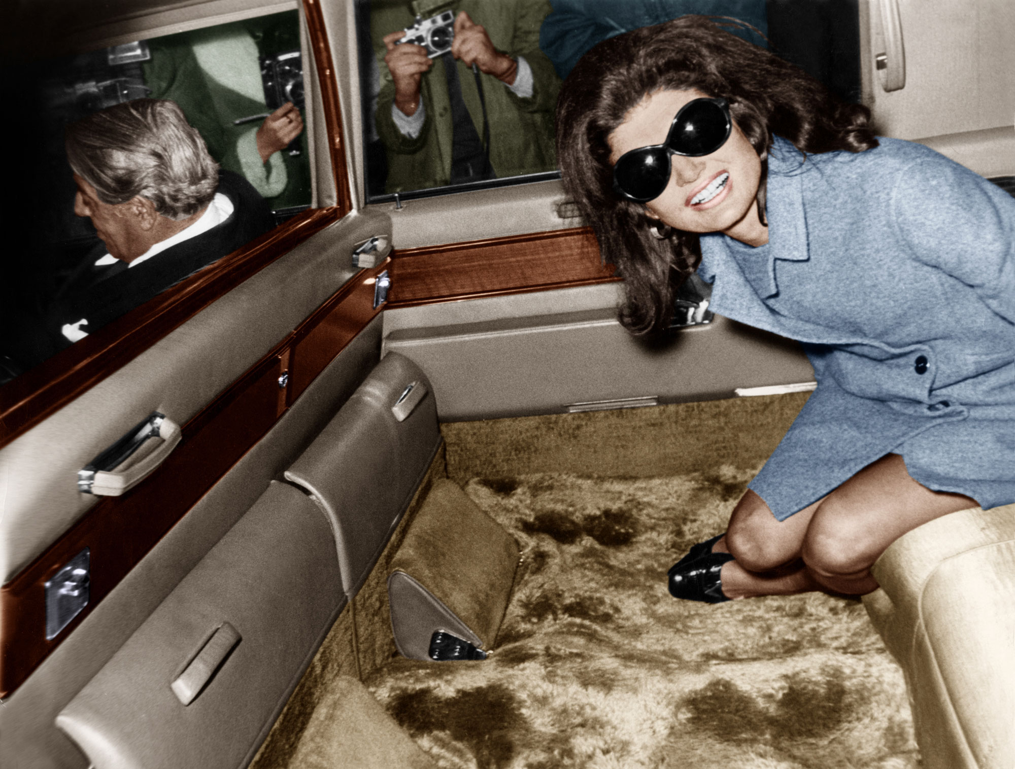 A Journey in Style - The ever-stylish Jackie Kennedy Onassis
