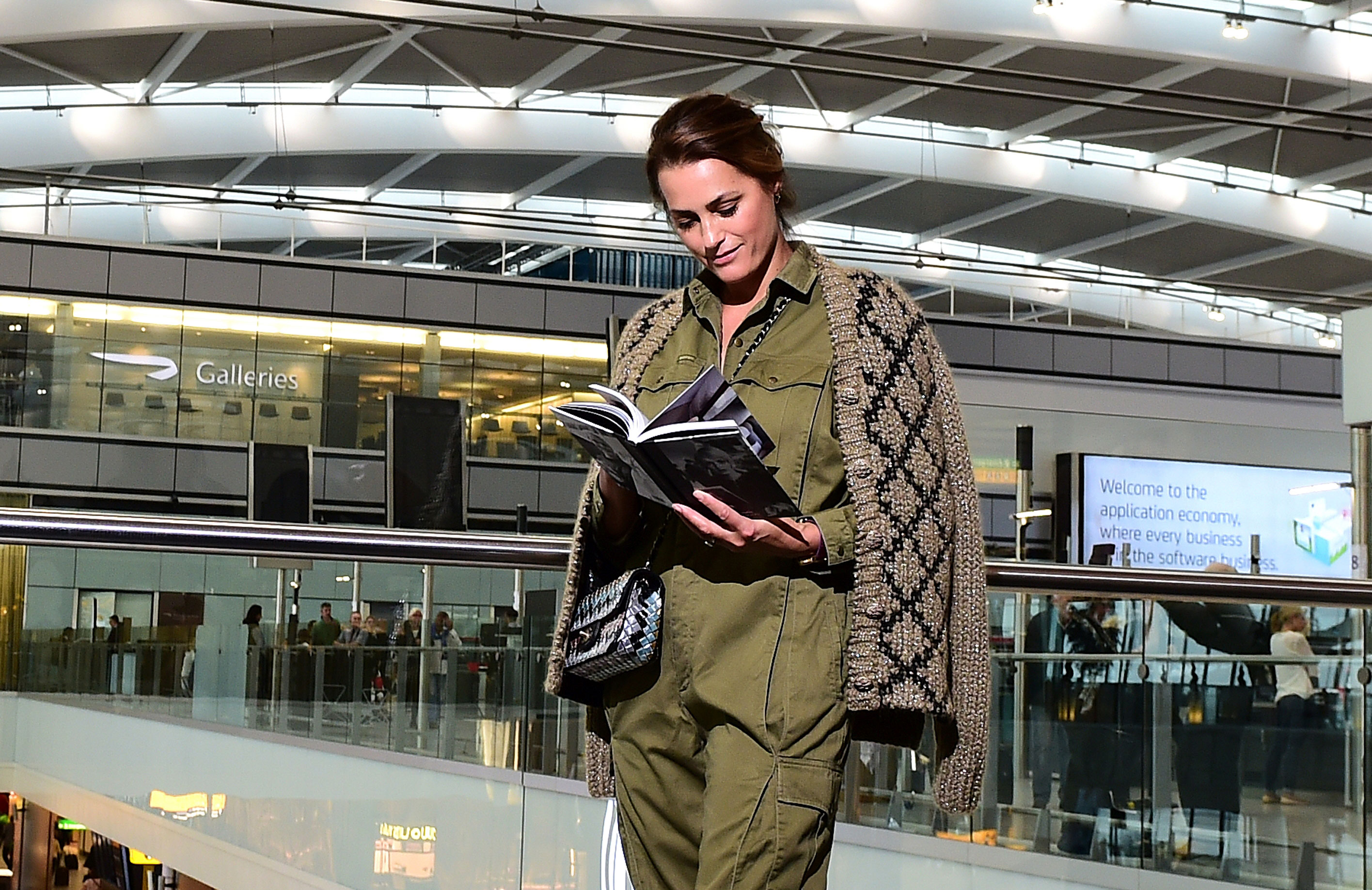 "Yasmin Le Bon Launches ""A Journey In Style"""