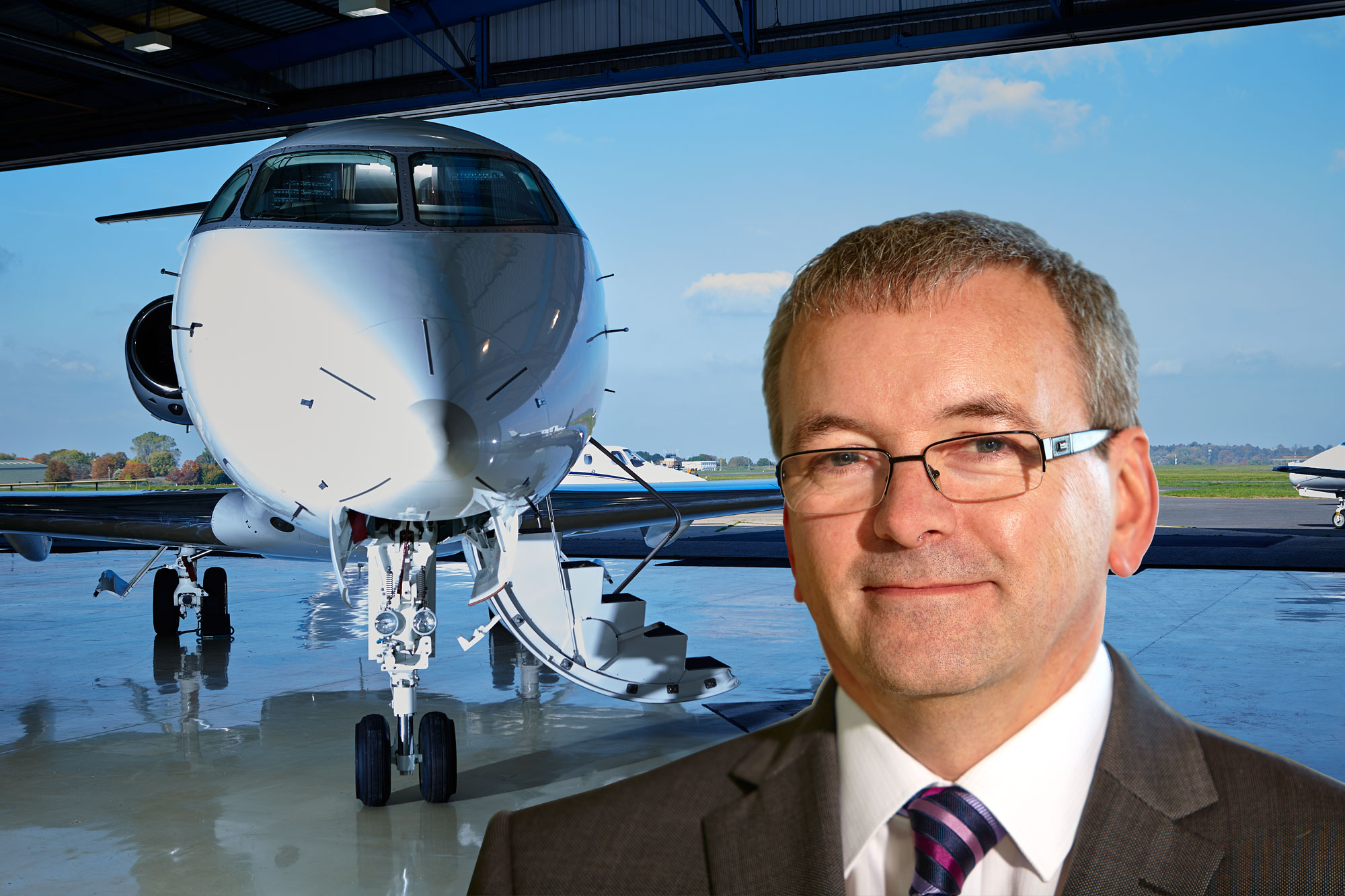 Stuart Mulholland, Managing Director Of Zenith Aviation