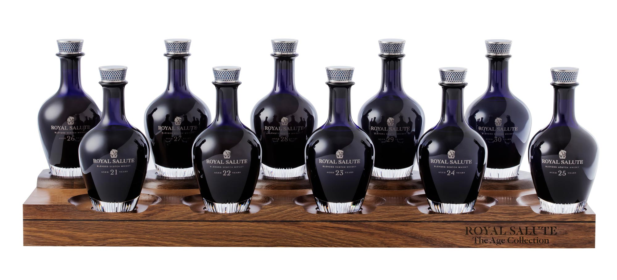 Royal Salute Whisky Releases Highly-Exclusive Age Collection 6